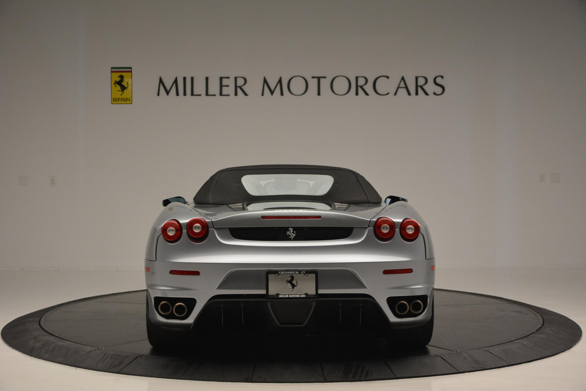 Used 2005 Ferrari F430 Spider For Sale In Greenwich, CT 150_p18