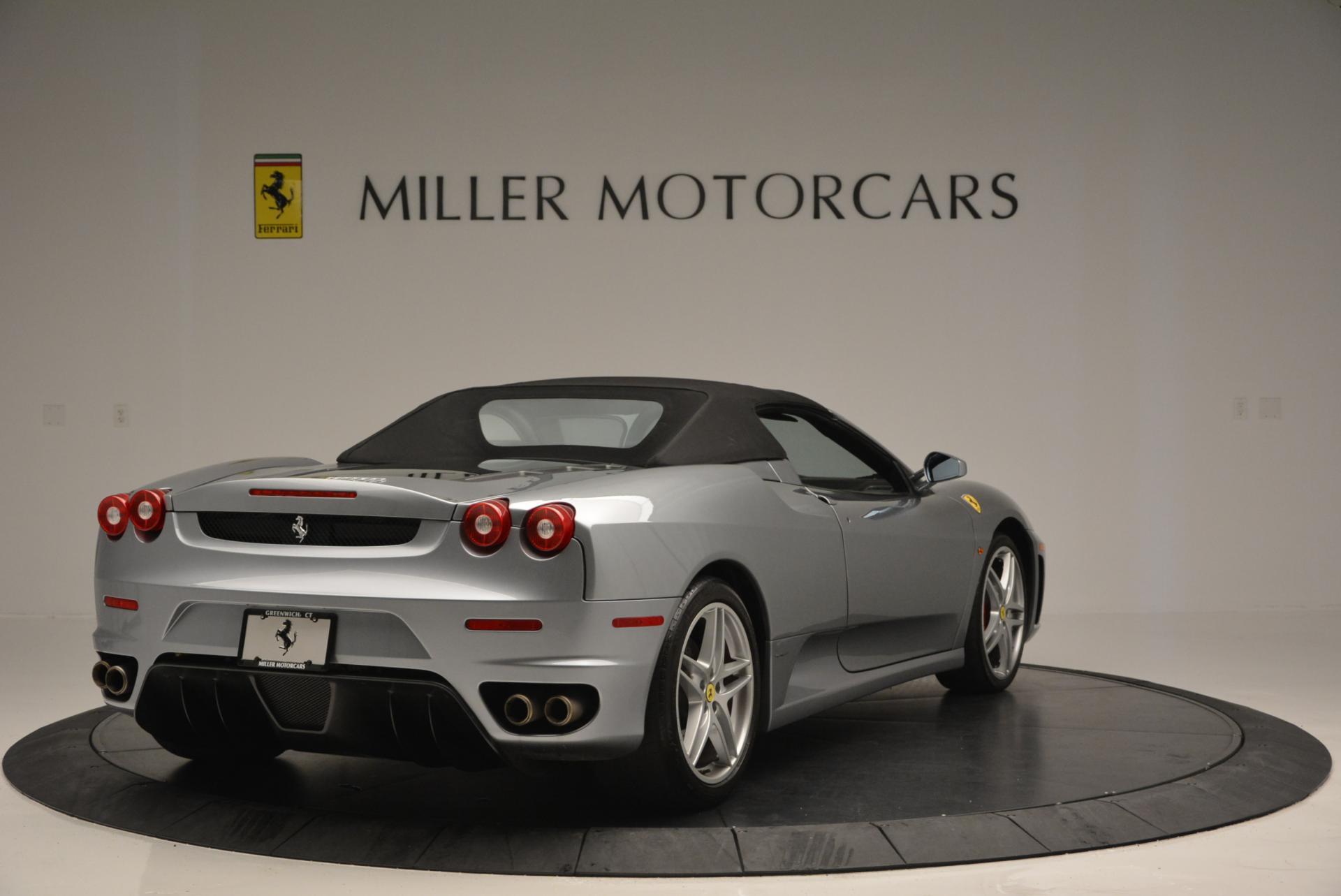 Used 2005 Ferrari F430 Spider For Sale In Greenwich, CT 150_p19