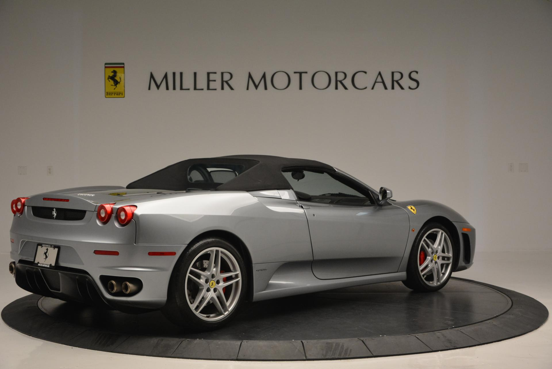Used 2005 Ferrari F430 Spider For Sale In Greenwich, CT 150_p20