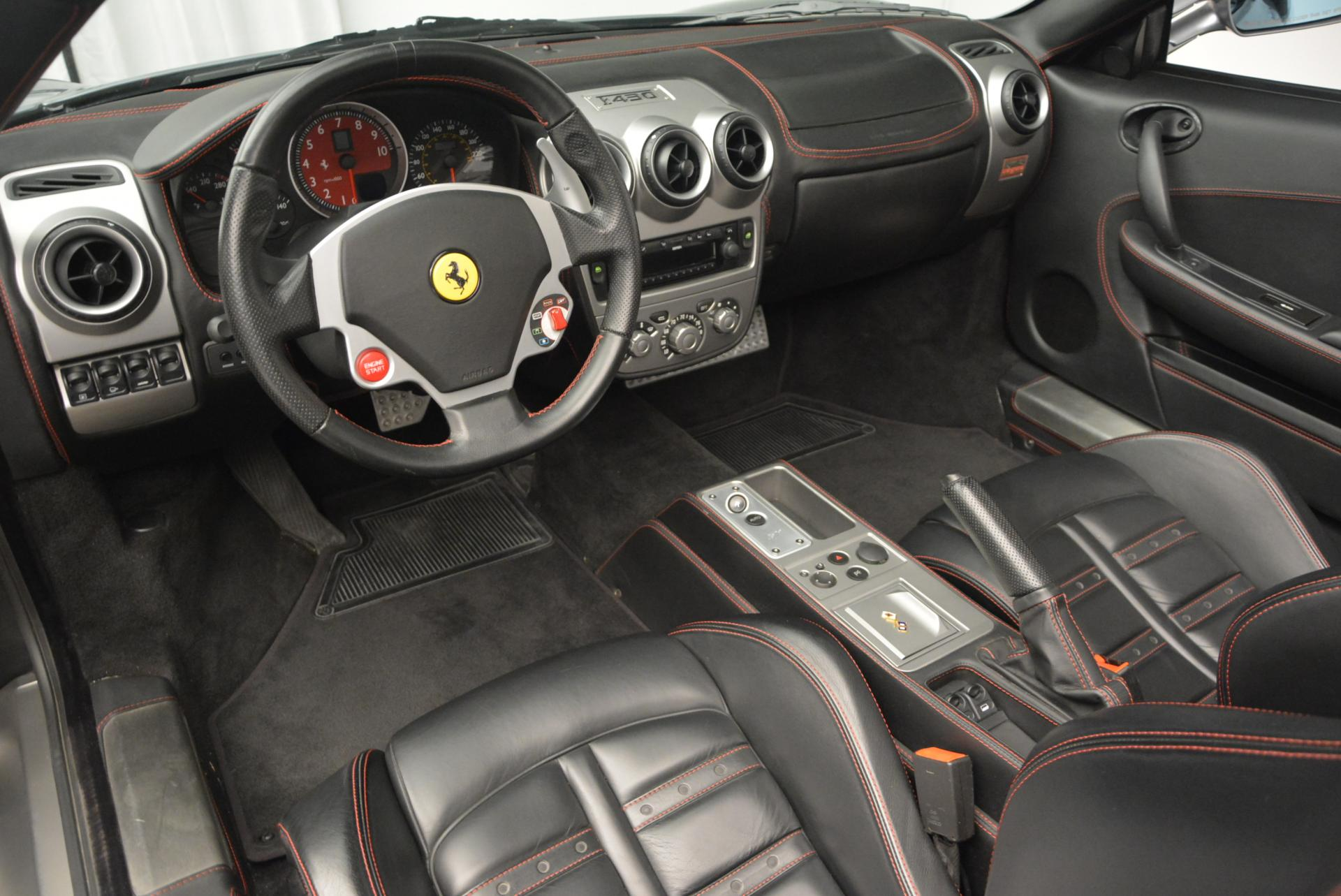 Used 2005 Ferrari F430 Spider For Sale In Greenwich, CT 150_p25