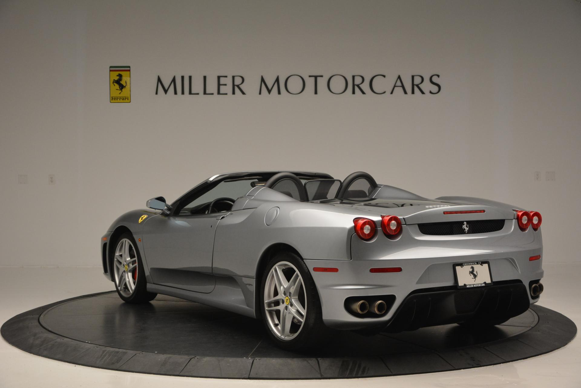Used 2005 Ferrari F430 Spider For Sale In Greenwich, CT 150_p5