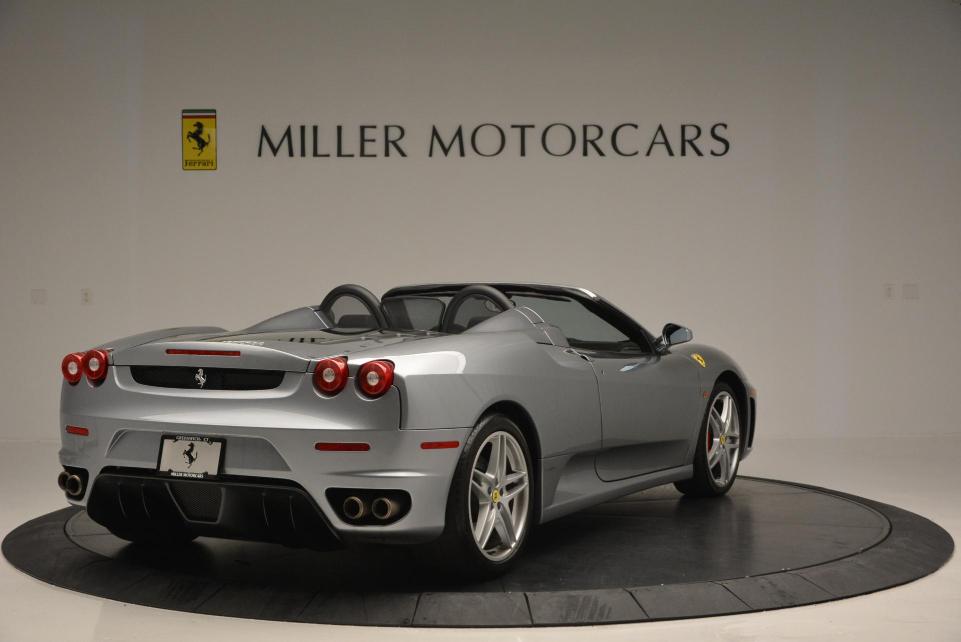 Used 2005 Ferrari F430 Spider For Sale In Greenwich, CT 150_p7