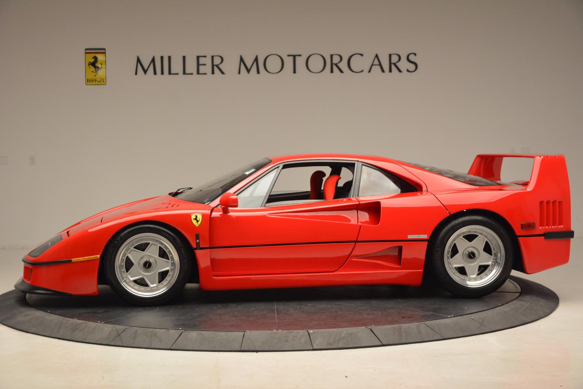 Used 1992 Ferrari F40  For Sale In Greenwich, CT 1500_p3
