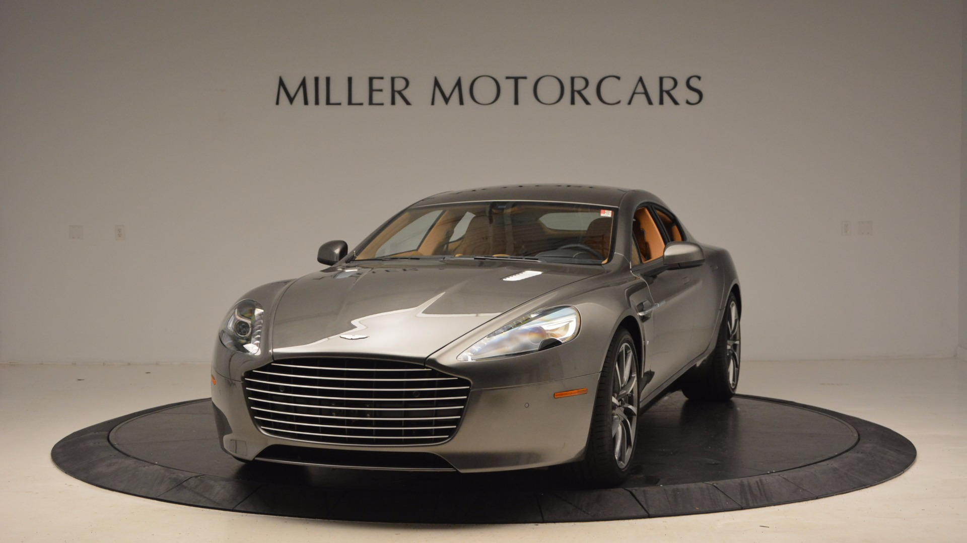 New 2017 Aston Martin Rapide S Shadow Edition For Sale In Greenwich, CT 1502_main