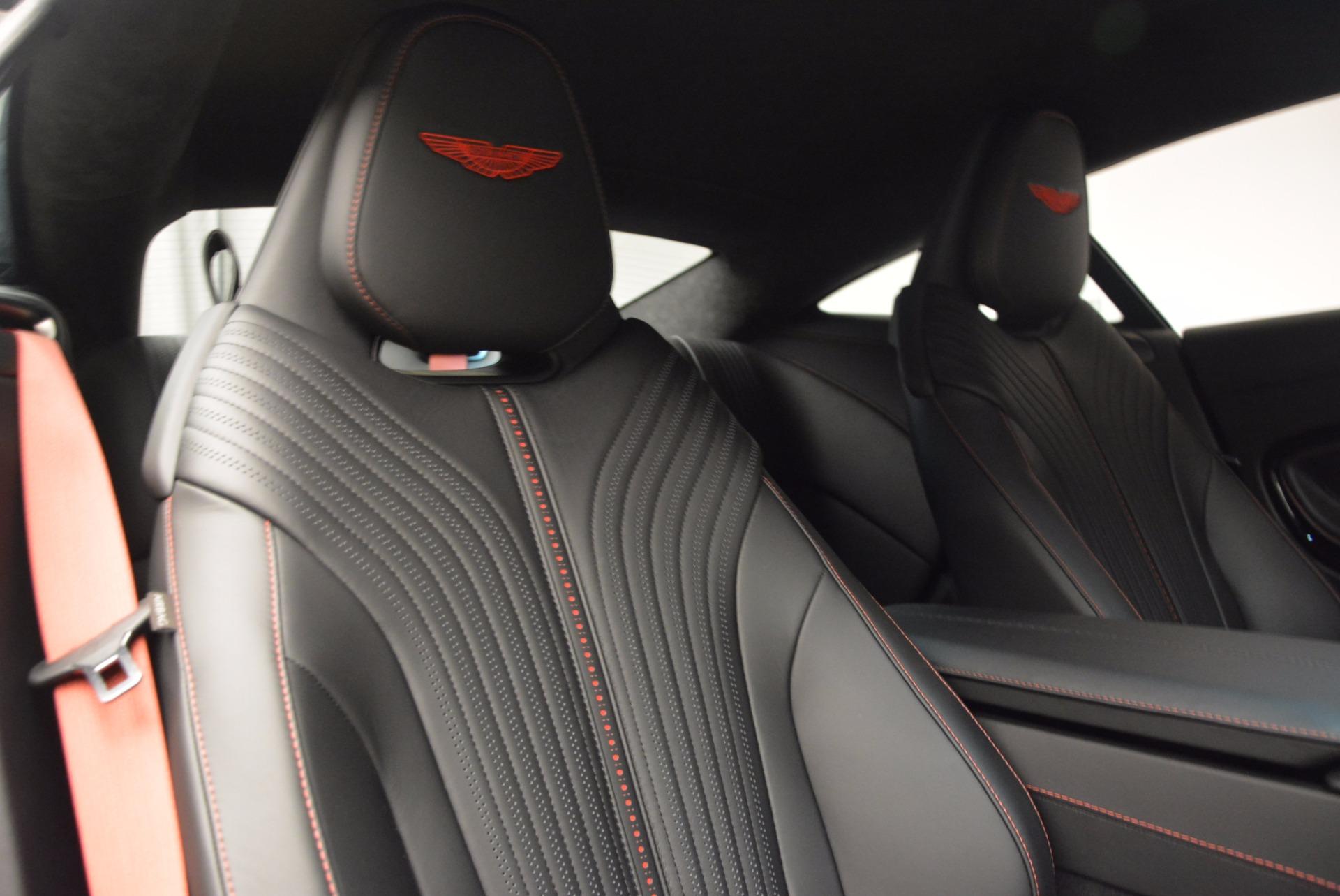 New 2017 Aston Martin DB11  For Sale In Greenwich, CT 1503_p18