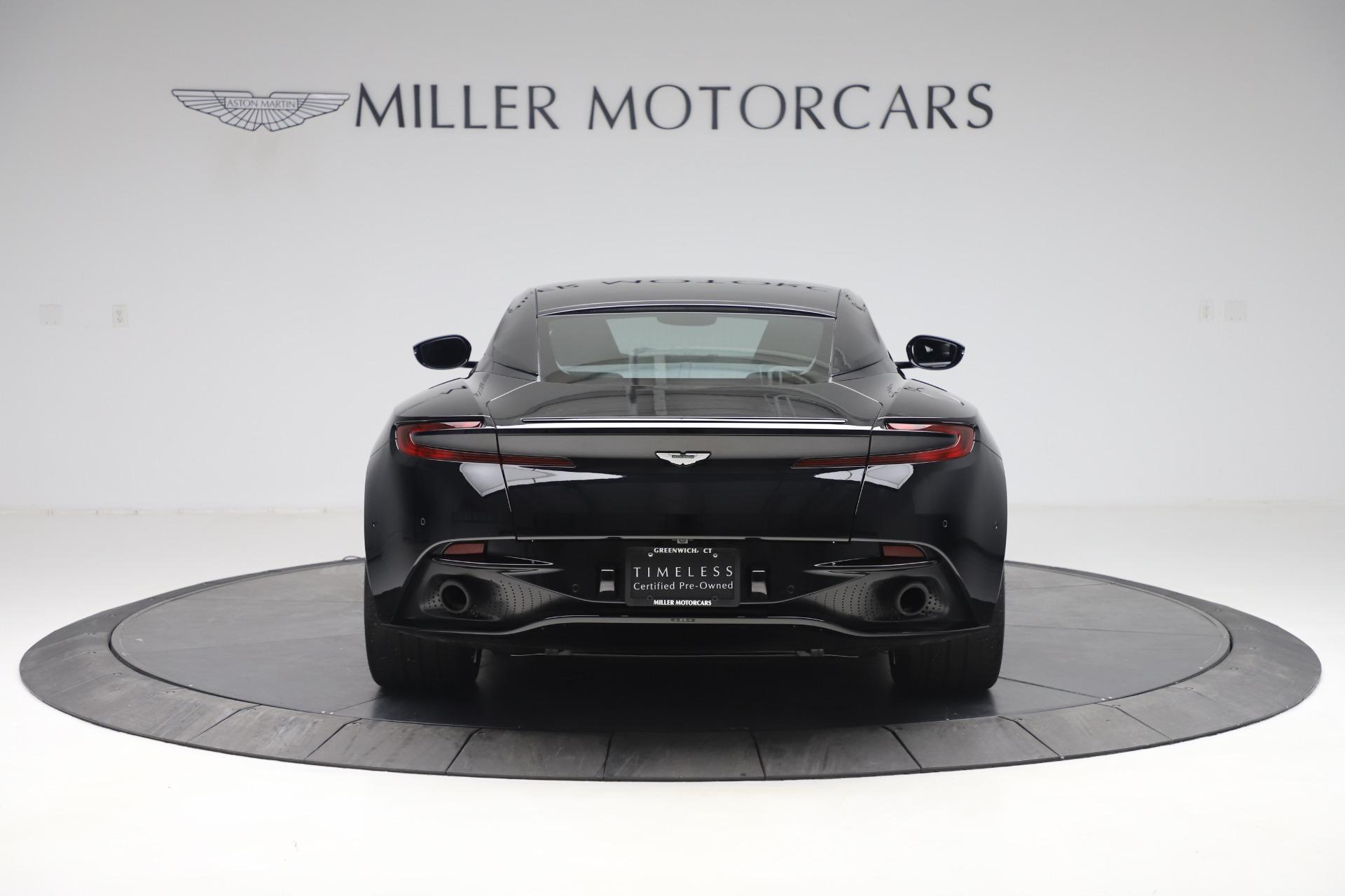 New 2017 Aston Martin DB11  For Sale In Greenwich, CT 1503_p6