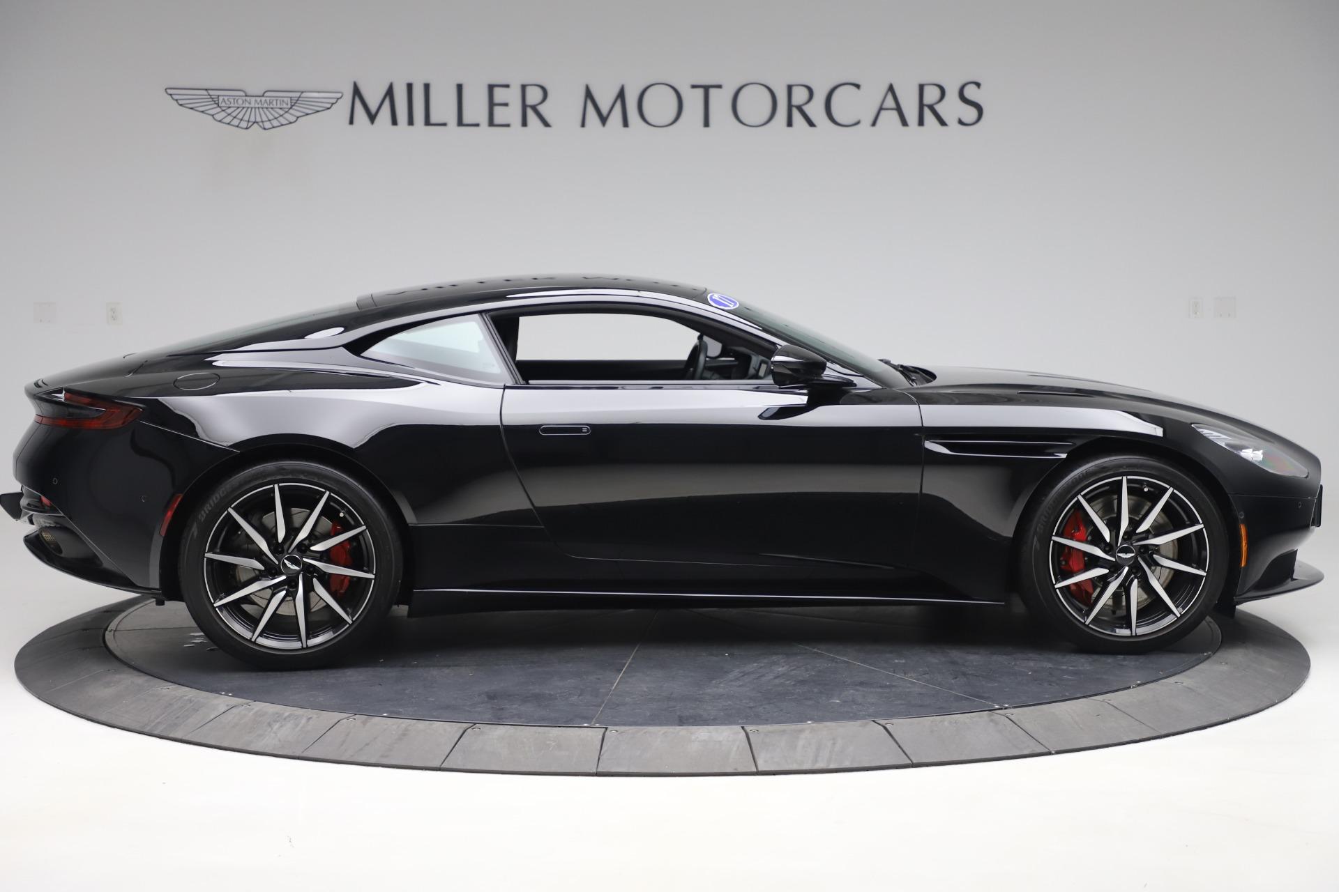 New 2017 Aston Martin DB11  For Sale In Greenwich, CT 1503_p9