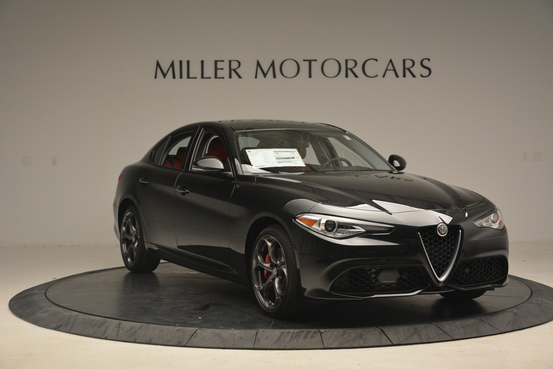 New 2017 Alfa Romeo Giulia Ti Sport Q4 For Sale In Greenwich, CT 1505_p11