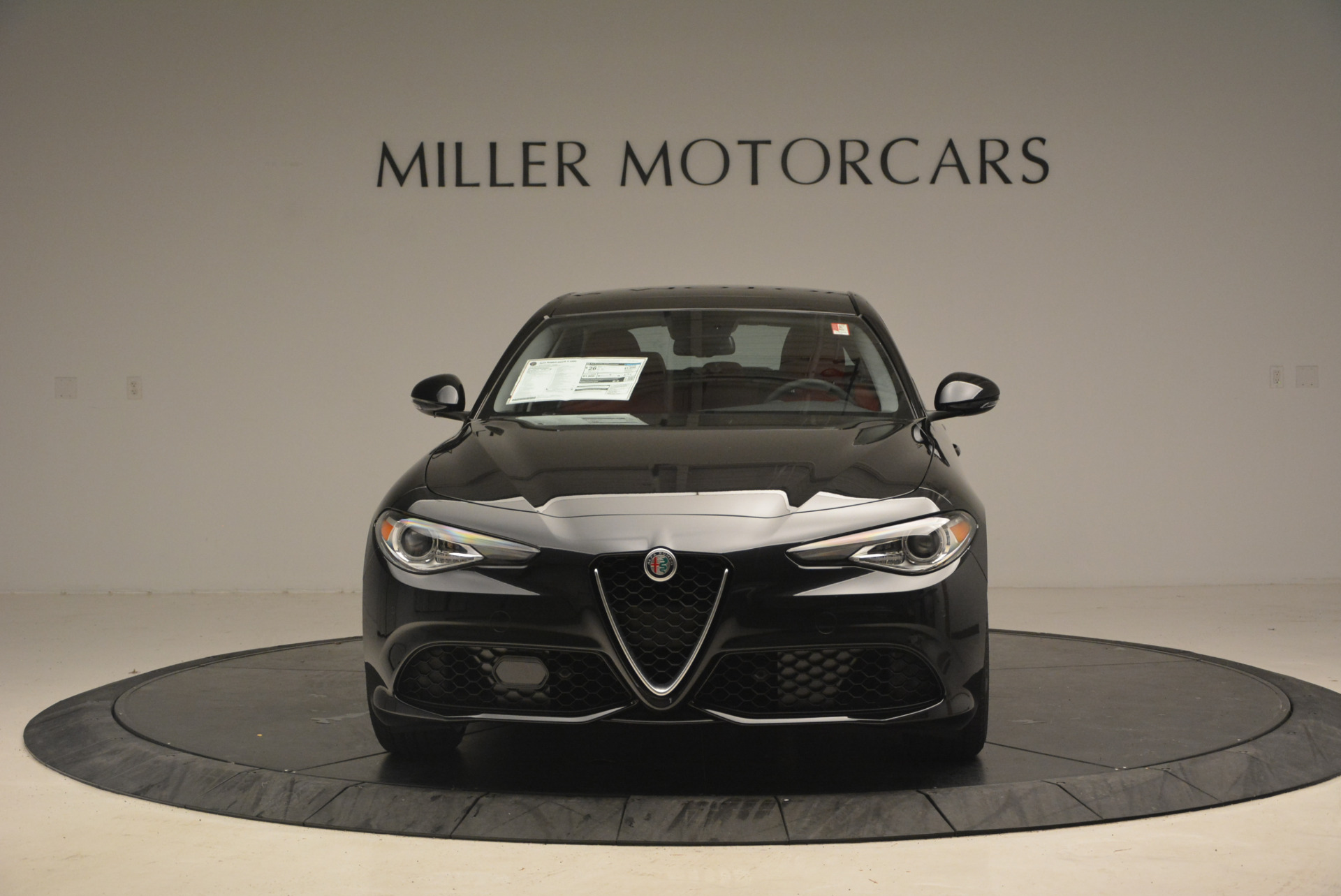 New 2017 Alfa Romeo Giulia Ti Sport Q4 For Sale In Greenwich, CT 1505_p12
