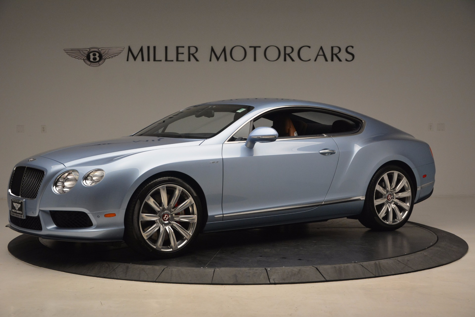 Used 2015 Bentley Continental GT V8 S For Sale In Greenwich, CT 1507_p2