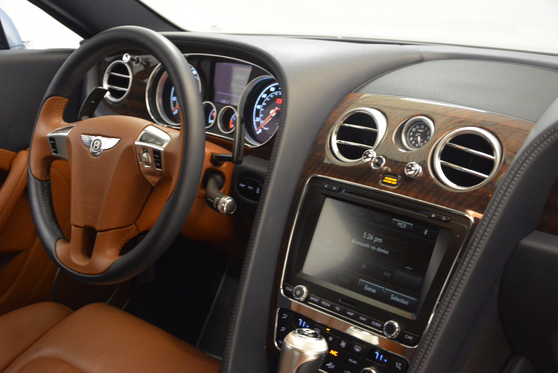 Used 2015 Bentley Continental GT V8 S For Sale In Greenwich, CT 1507_p36
