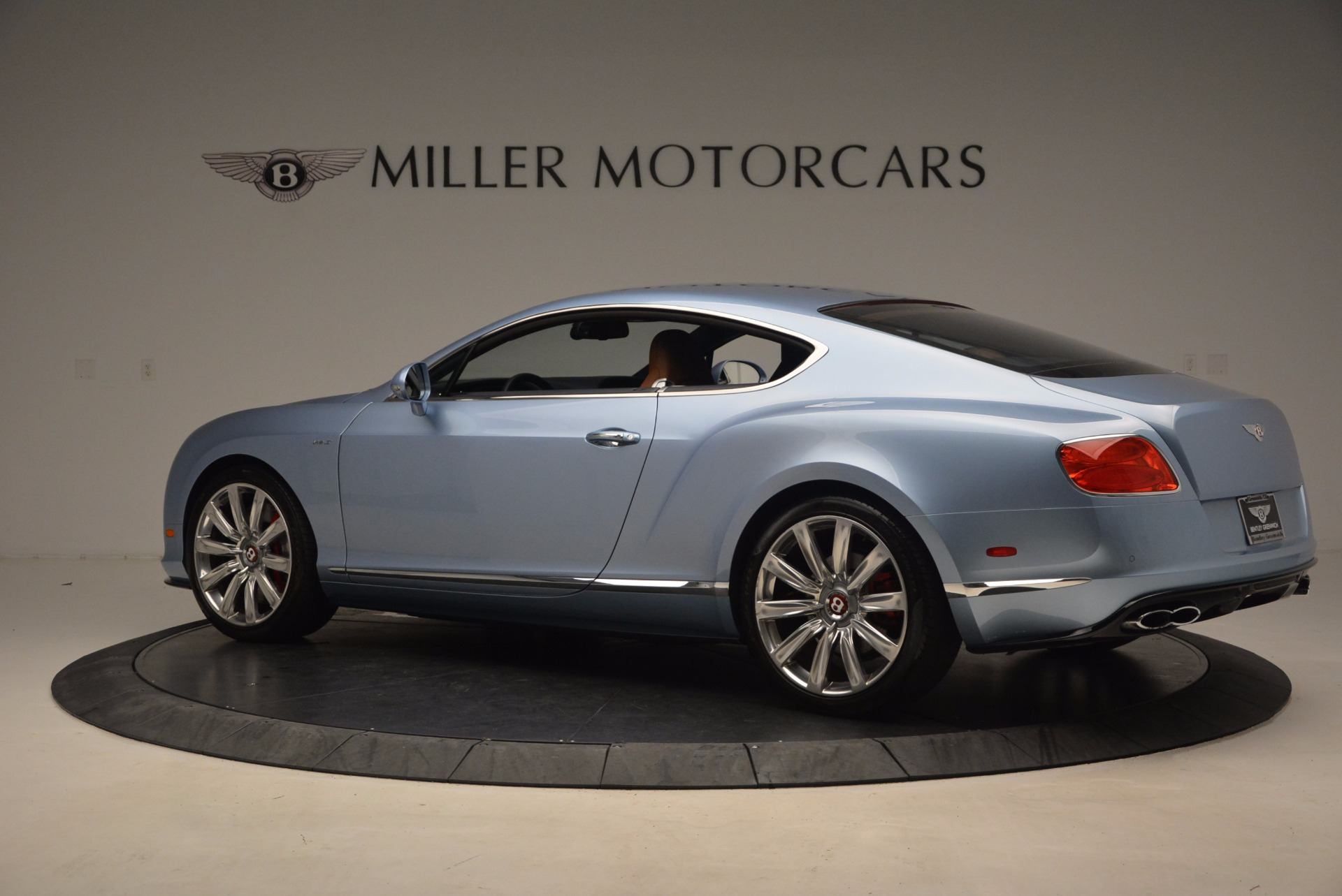Used 2015 Bentley Continental GT V8 S For Sale In Greenwich, CT 1507_p4