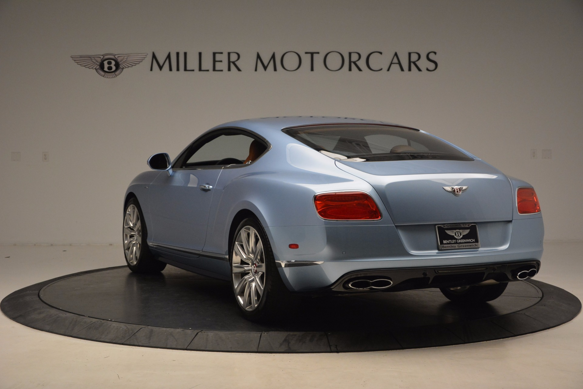 Used 2015 Bentley Continental GT V8 S For Sale In Greenwich, CT 1507_p5