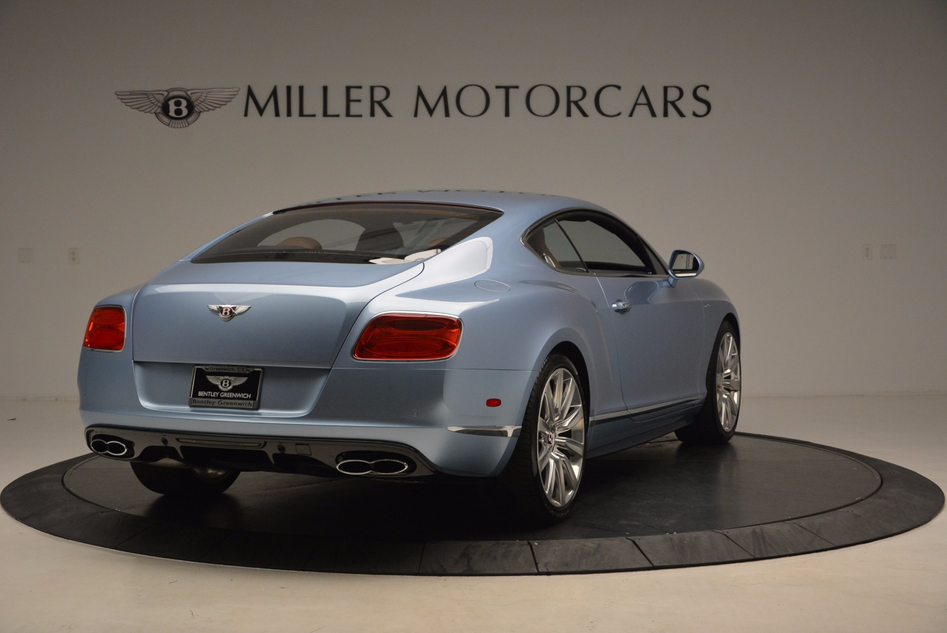 Used 2015 Bentley Continental GT V8 S For Sale In Greenwich, CT 1507_p7