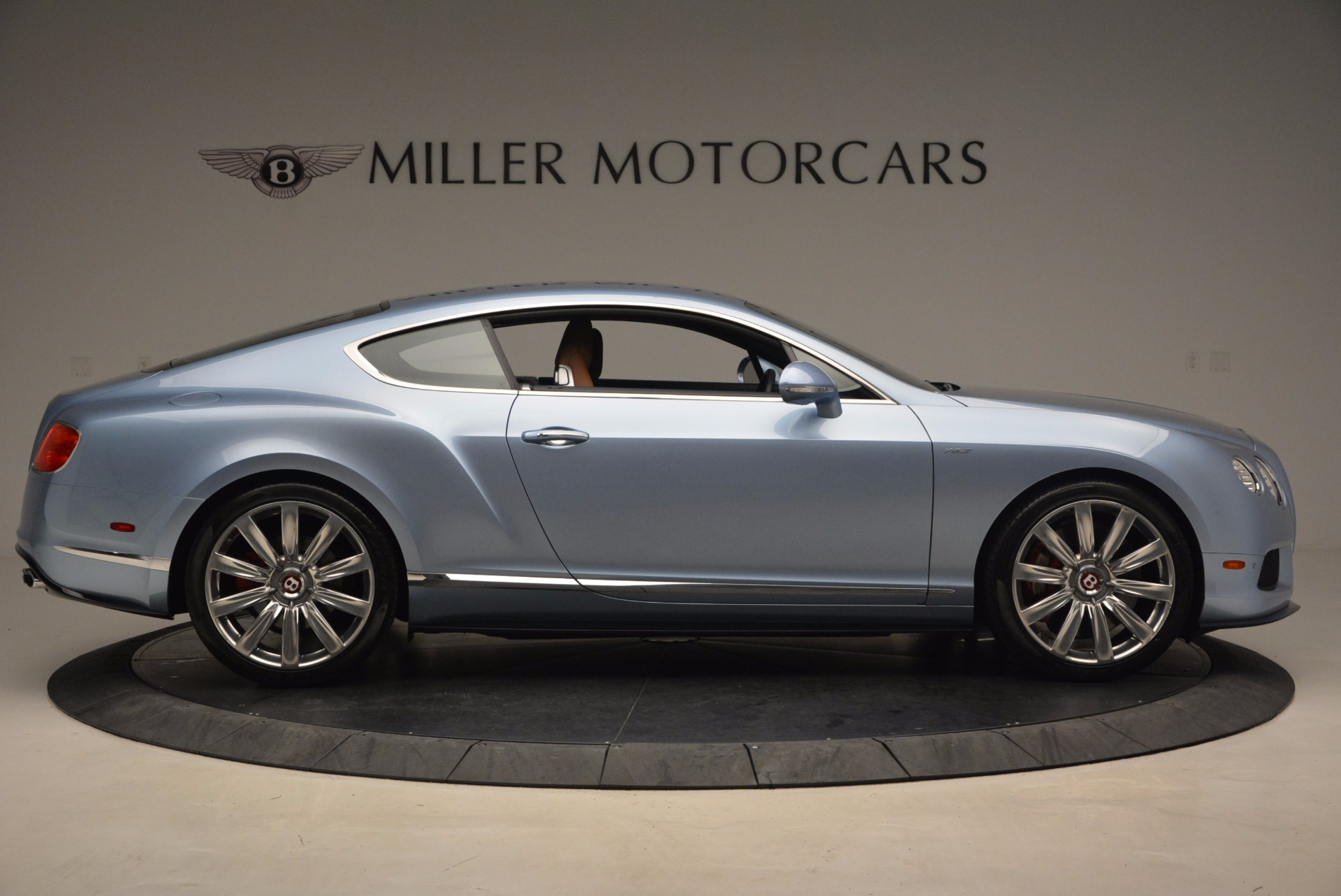 Used 2015 Bentley Continental GT V8 S For Sale In Greenwich, CT 1507_p9