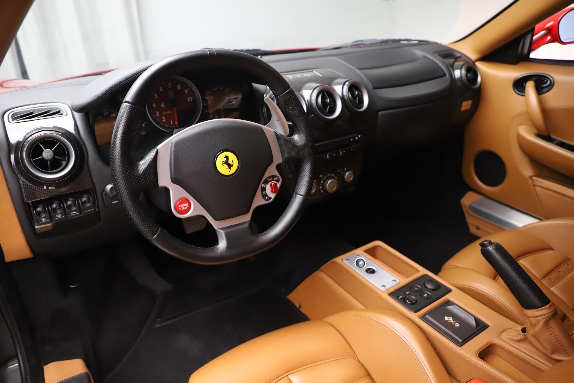 Used 2005 Ferrari F430  For Sale In Greenwich, CT 1509_p13