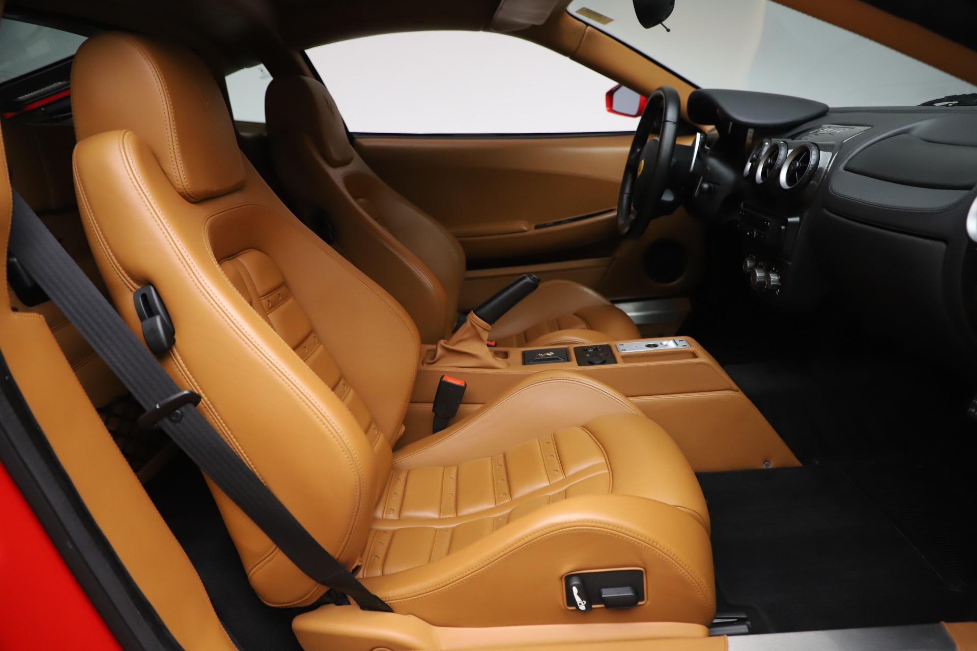 Used 2005 Ferrari F430  For Sale In Greenwich, CT 1509_p18