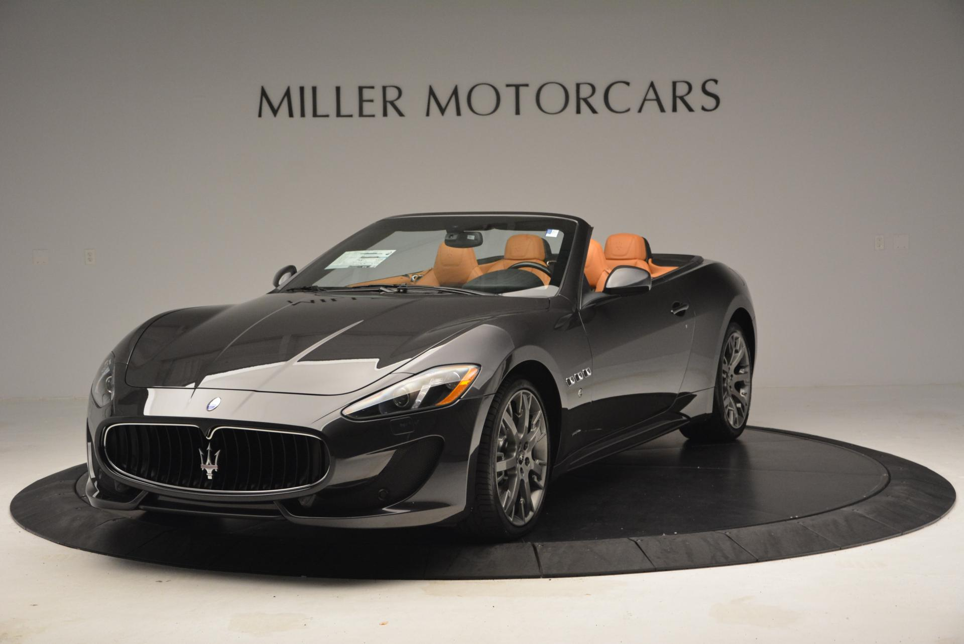 New 2016 Maserati GranTurismo Sport For Sale In Greenwich, CT