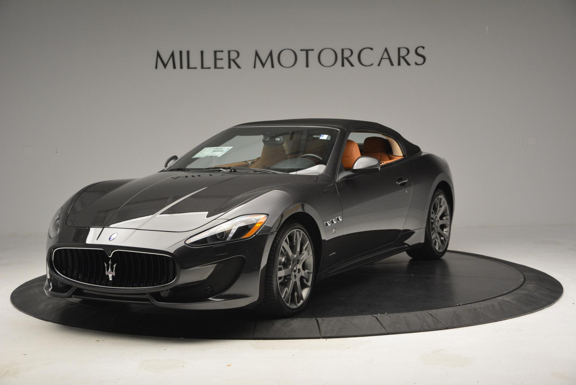 New 2016 Maserati GranTurismo Sport For Sale In Greenwich, CT 151_p2