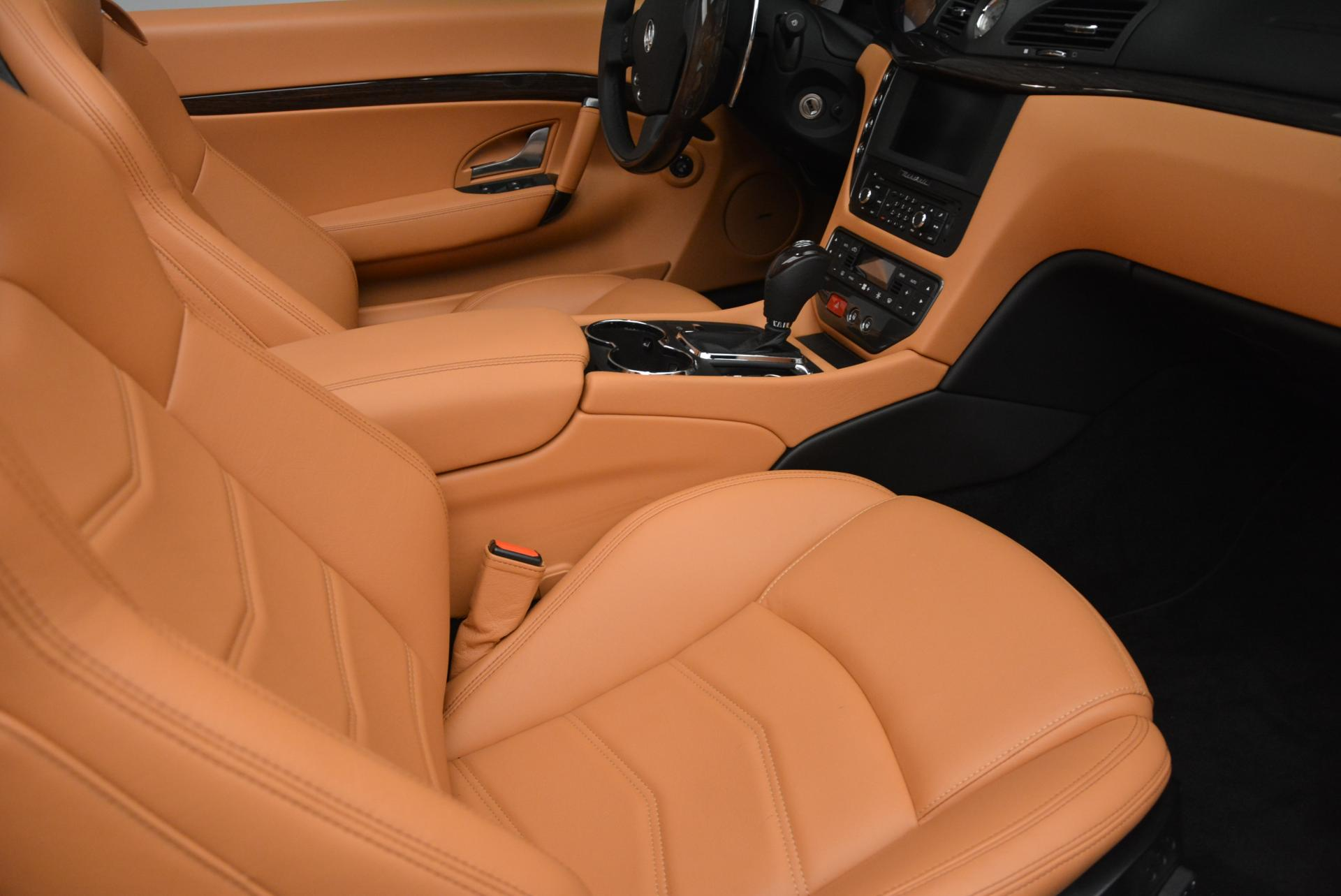 New 2016 Maserati GranTurismo Sport For Sale In Greenwich, CT 151_p31