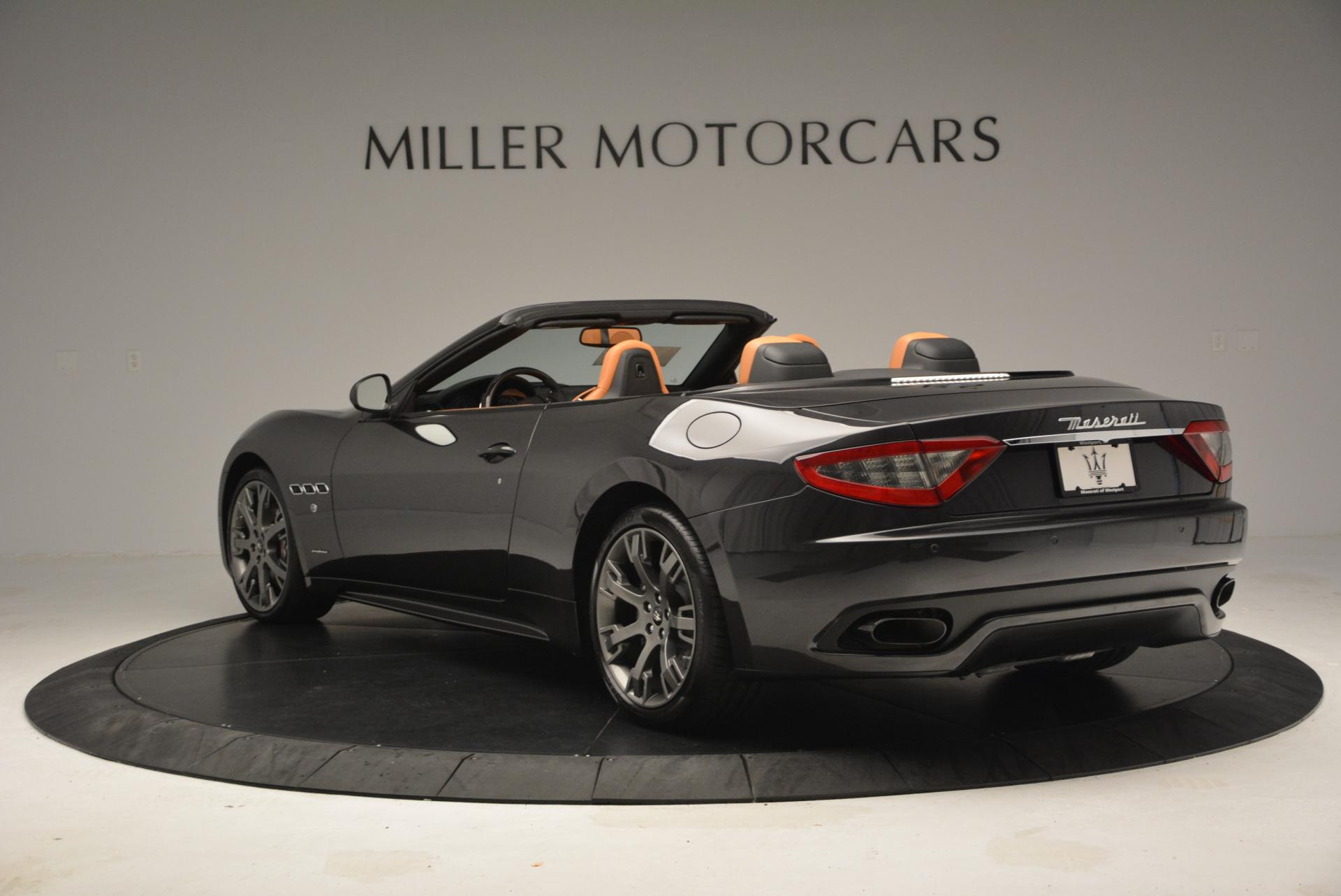 New 2016 Maserati GranTurismo Sport For Sale In Greenwich, CT 151_p9