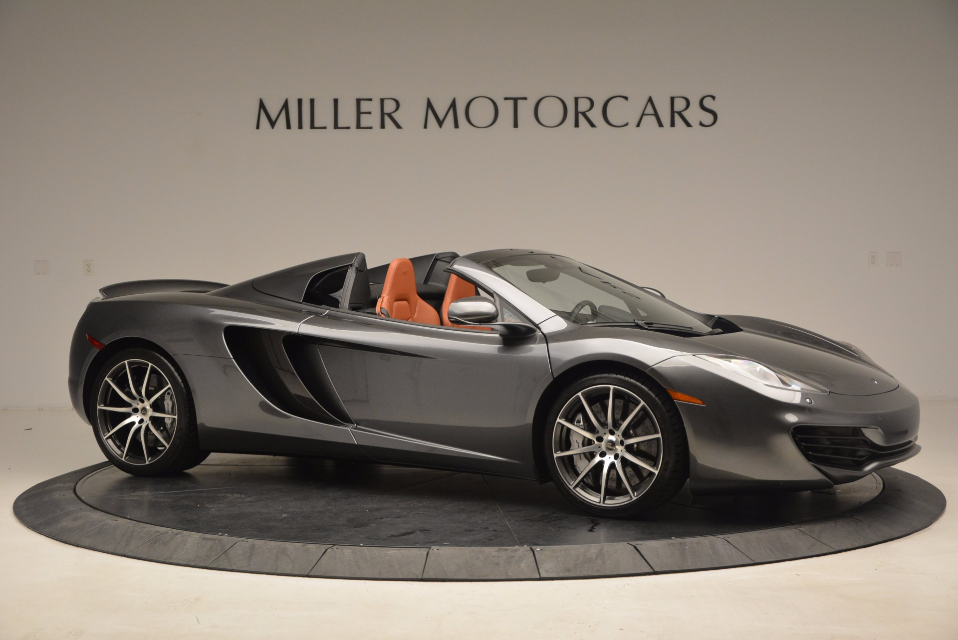 Used 2014 McLaren MP4-12C Convertible For Sale In Greenwich, CT 1510_p10