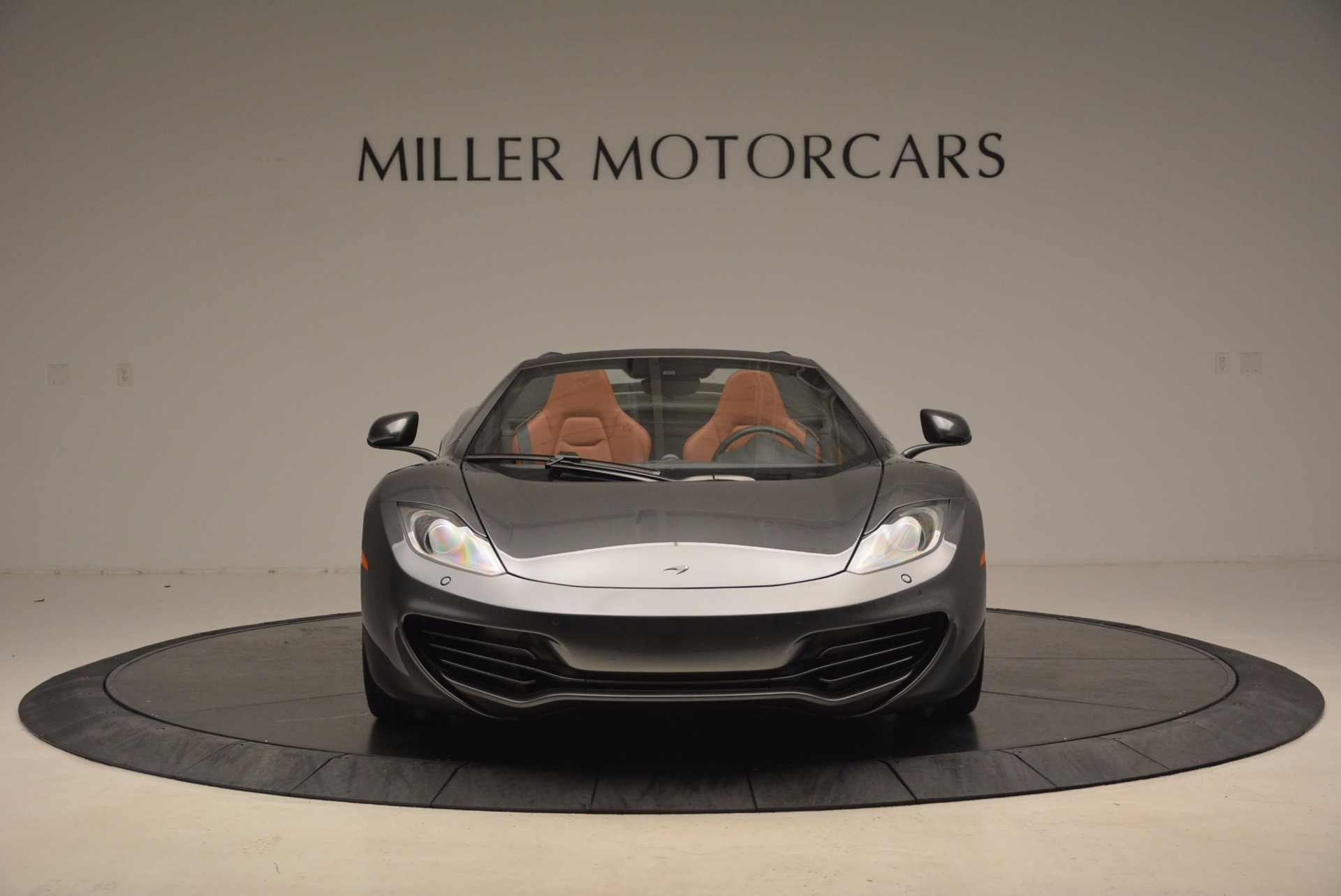Used 2014 McLaren MP4-12C Convertible For Sale In Greenwich, CT 1510_p12