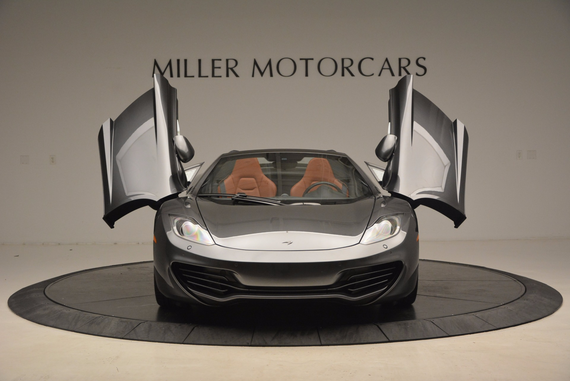 Used 2014 McLaren MP4-12C Convertible For Sale In Greenwich, CT 1510_p13