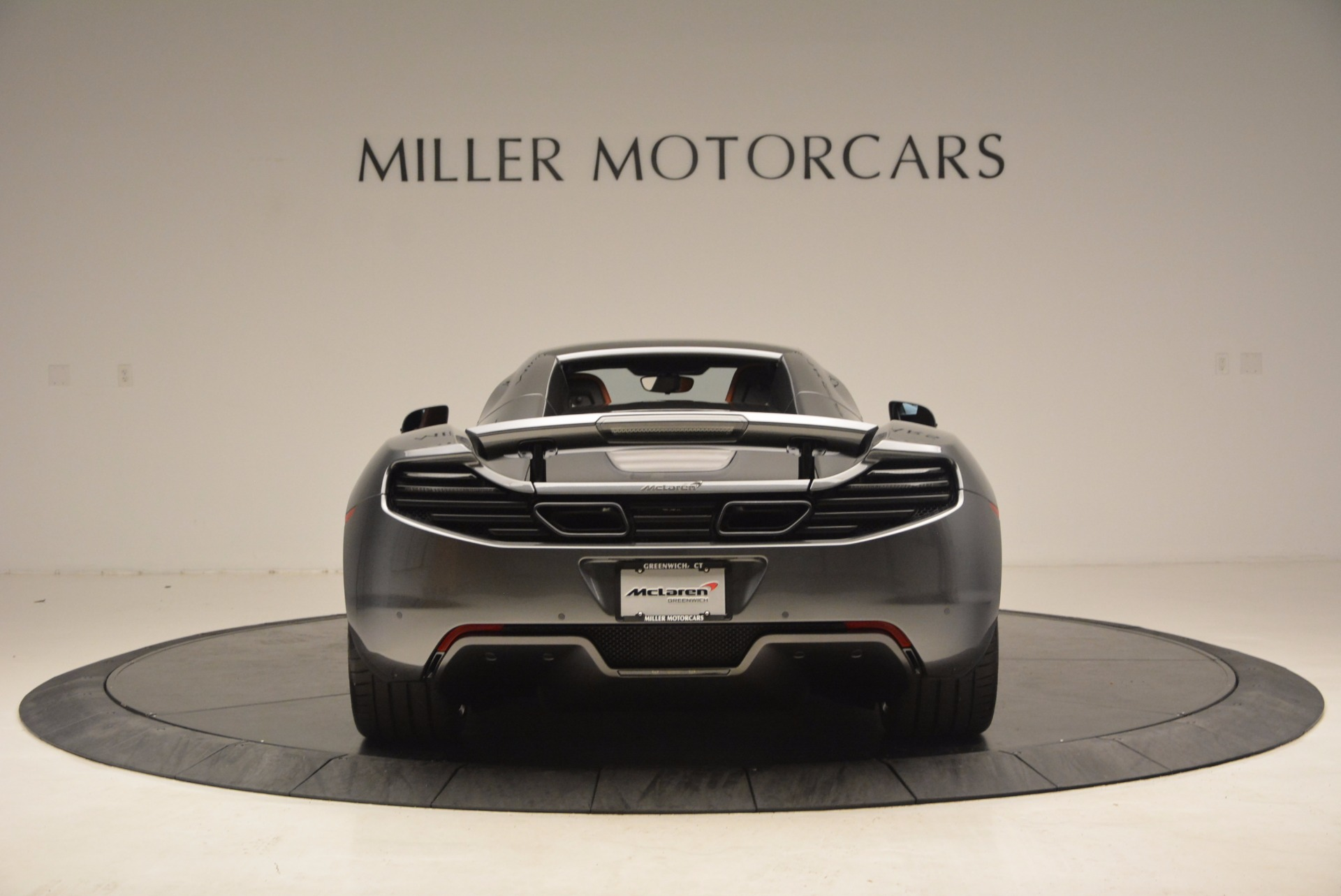 Used 2014 McLaren MP4-12C Convertible For Sale In Greenwich, CT 1510_p19