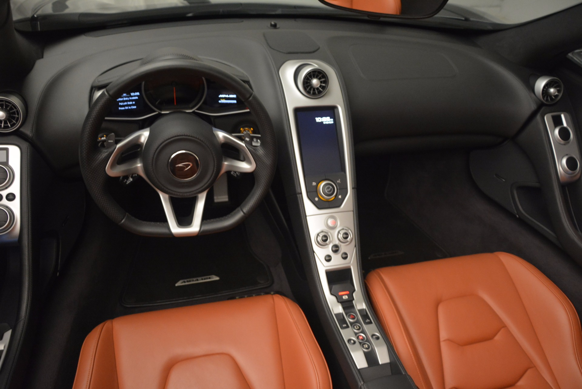 Used 2014 McLaren MP4-12C Convertible For Sale In Greenwich, CT 1510_p32