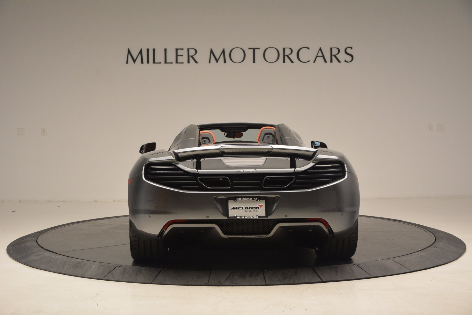 Used 2014 McLaren MP4-12C Convertible For Sale In Greenwich, CT 1510_p6