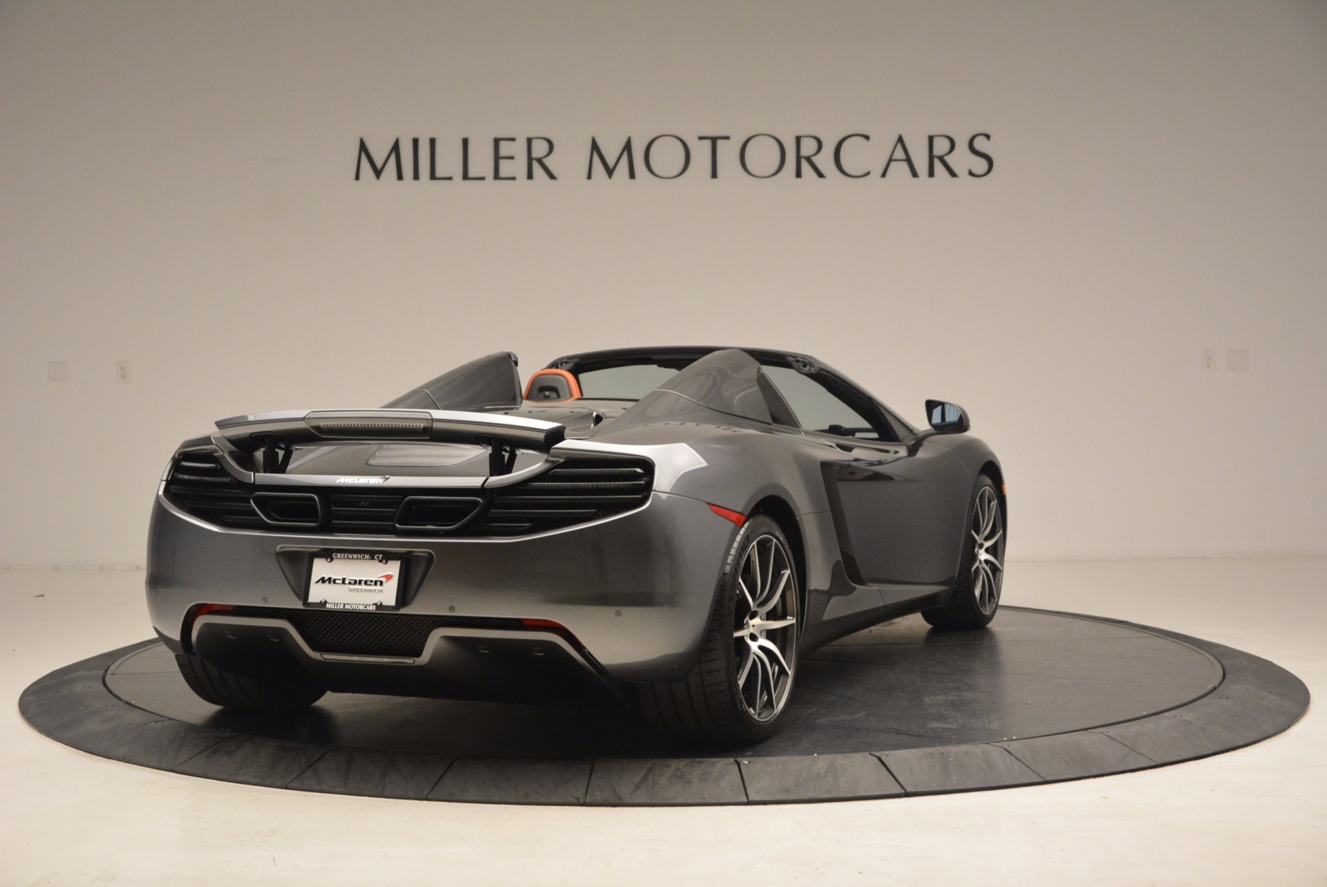 Used 2014 McLaren MP4-12C Convertible For Sale In Greenwich, CT 1510_p7