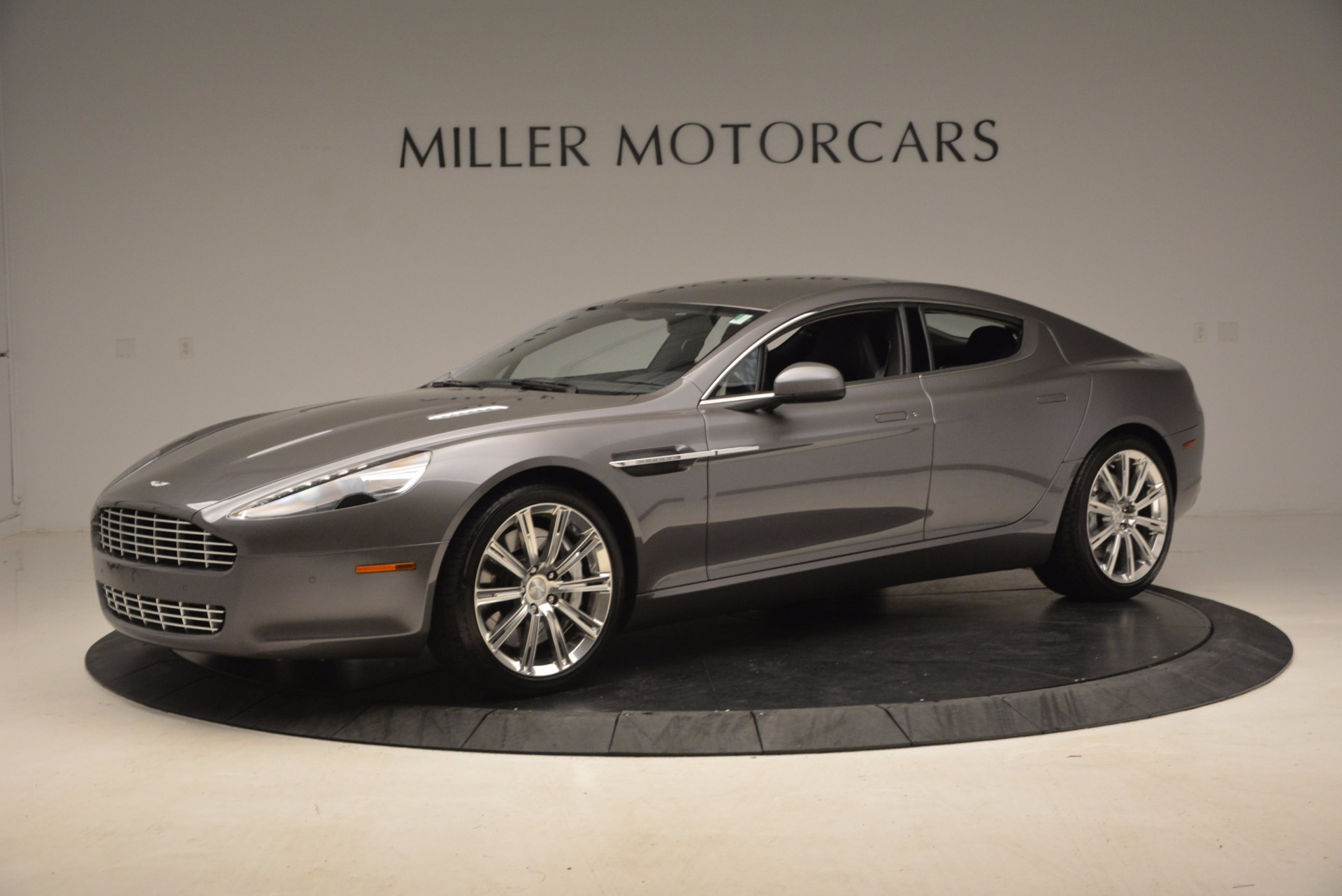 Used 2012 Aston Martin Rapide  For Sale In Greenwich, CT 1511_p2