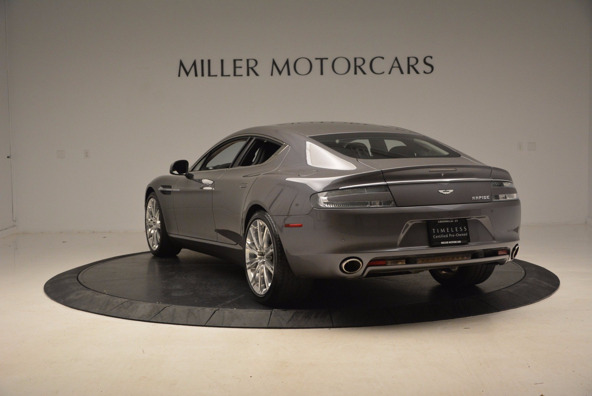 Used 2012 Aston Martin Rapide  For Sale In Greenwich, CT 1511_p5