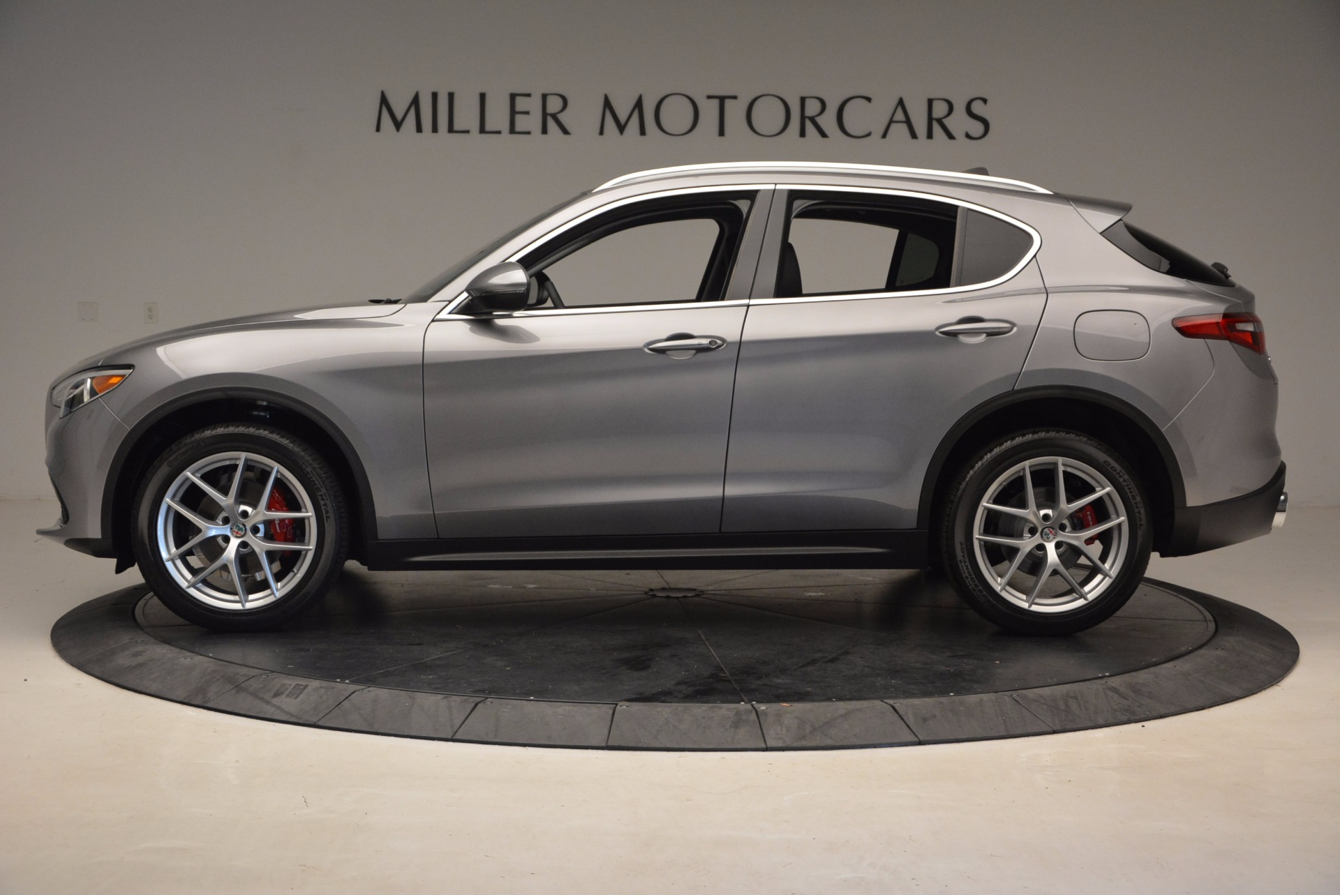 New 2018 Alfa Romeo Stelvio Q4 For Sale In Greenwich, CT 1518_p3