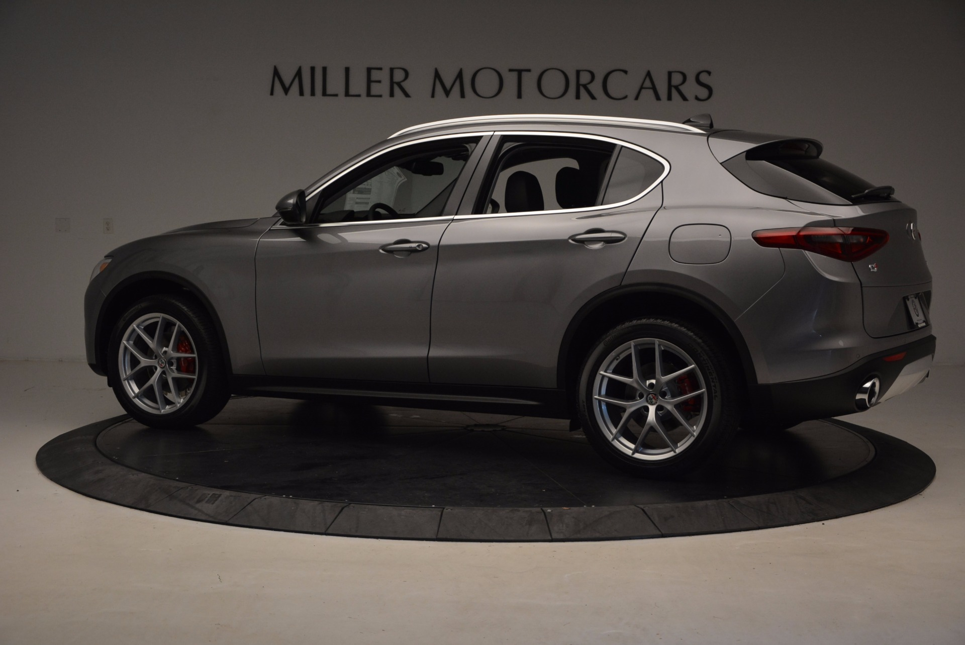 New 2018 Alfa Romeo Stelvio Q4 For Sale In Greenwich, CT 1518_p4
