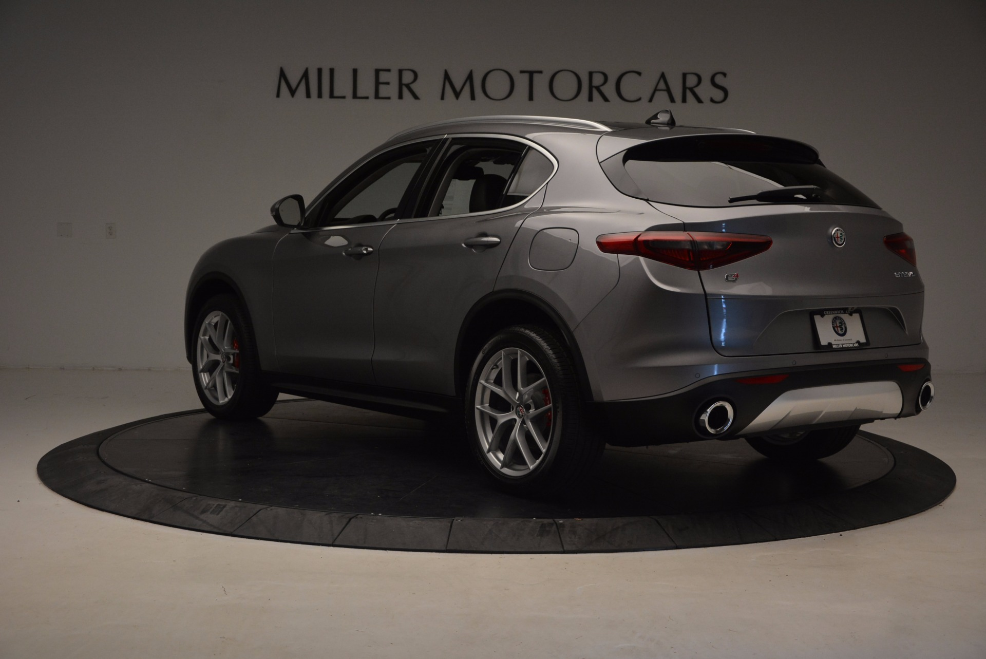 New 2018 Alfa Romeo Stelvio Q4 For Sale In Greenwich, CT 1518_p5