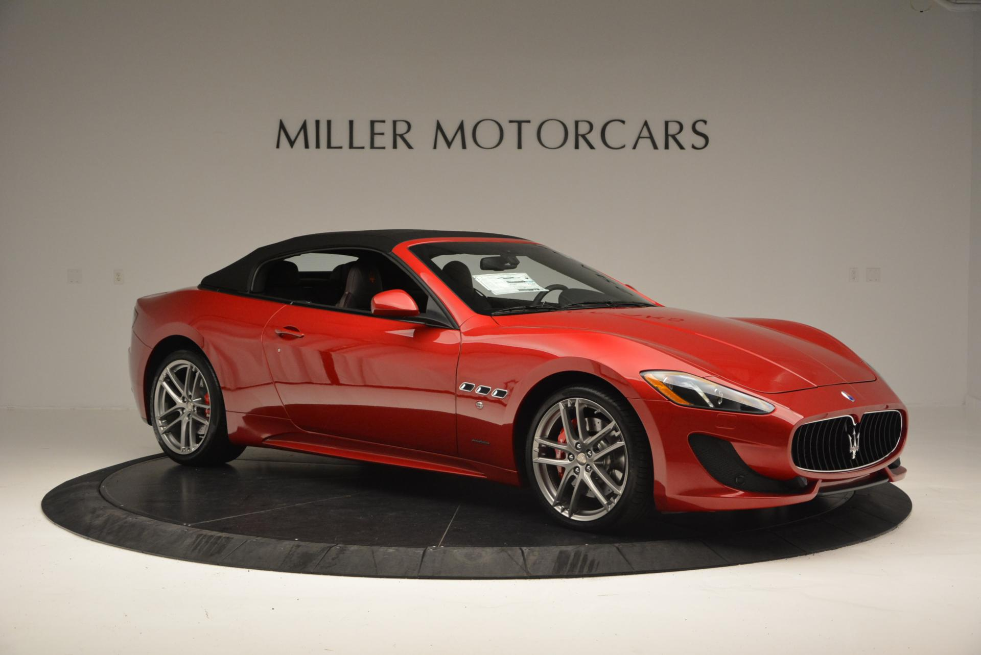 New 2017 Maserati GranTurismo Cab Sport For Sale In Greenwich, CT 152_p17