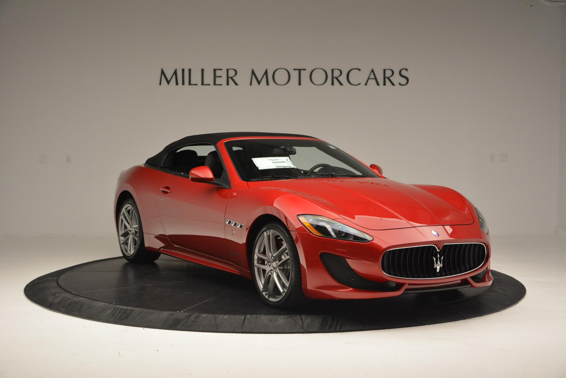 New 2017 Maserati GranTurismo Cab Sport For Sale In Greenwich, CT 152_p18