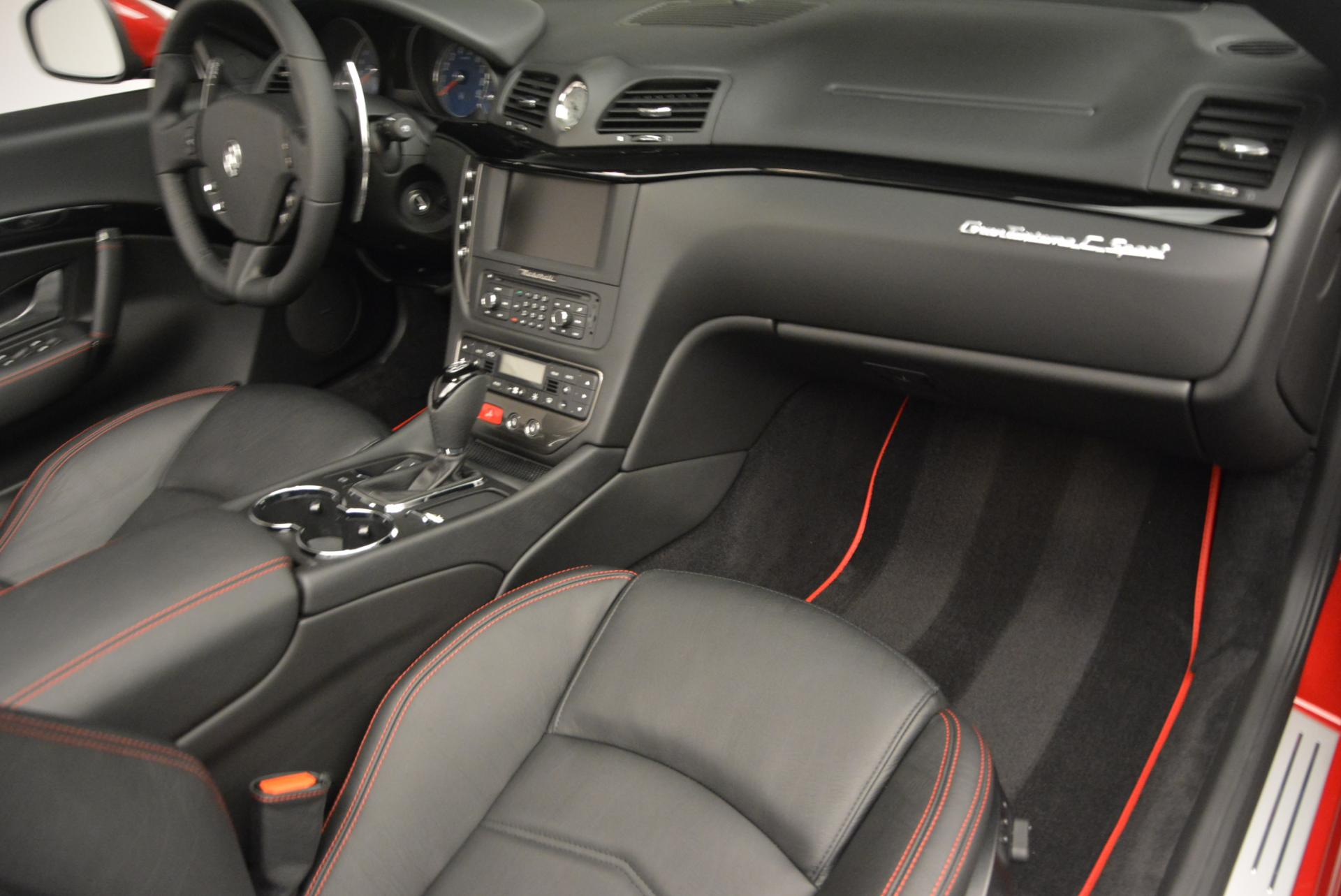 New 2017 Maserati GranTurismo Cab Sport For Sale In Greenwich, CT 152_p25