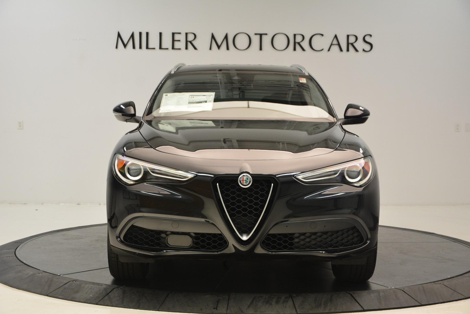 New 2018 Alfa Romeo Stelvio Q4 For Sale In Greenwich, CT 1522_p12