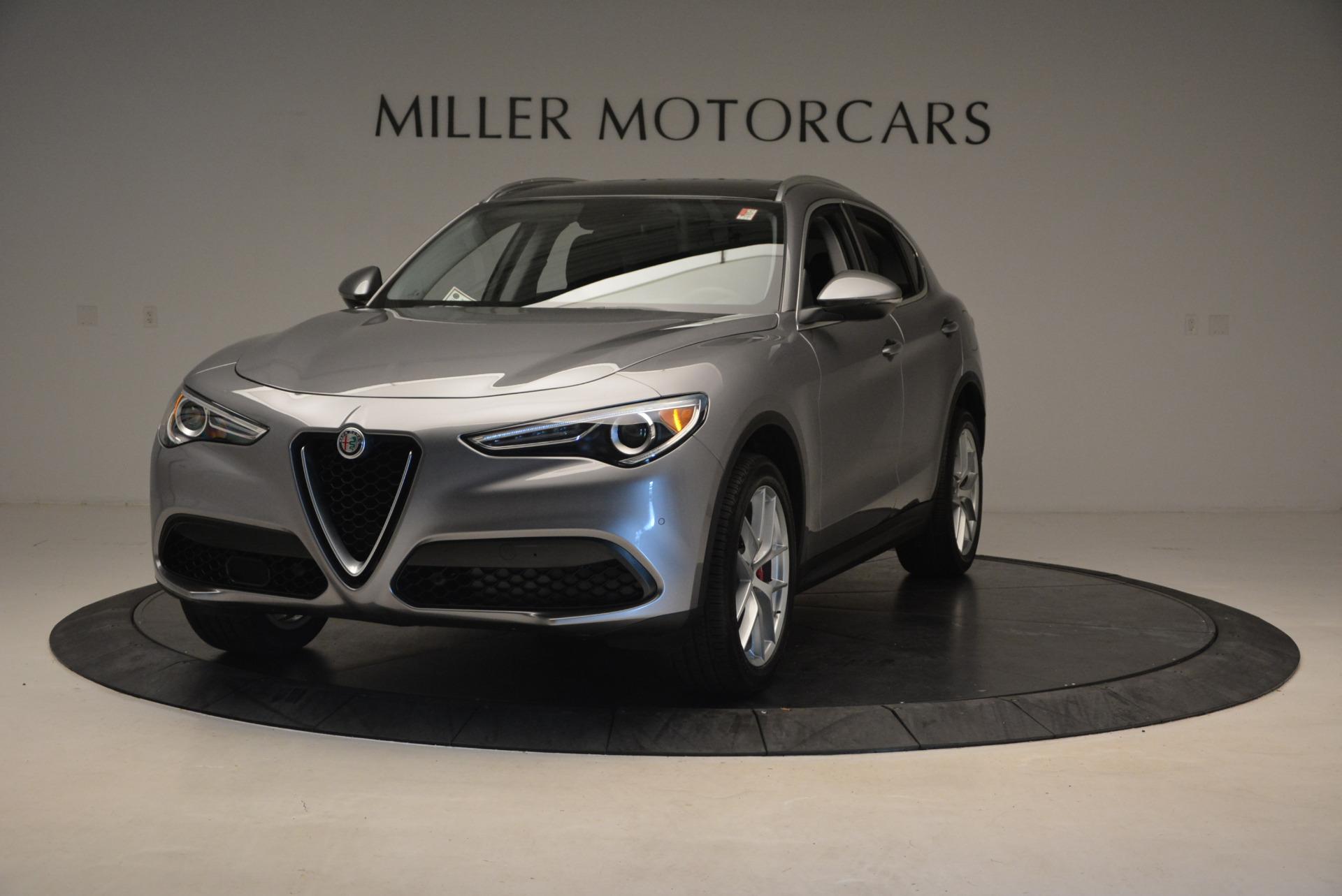 New 2018 Alfa Romeo Stelvio Q4 For Sale In Greenwich, CT 1523_main