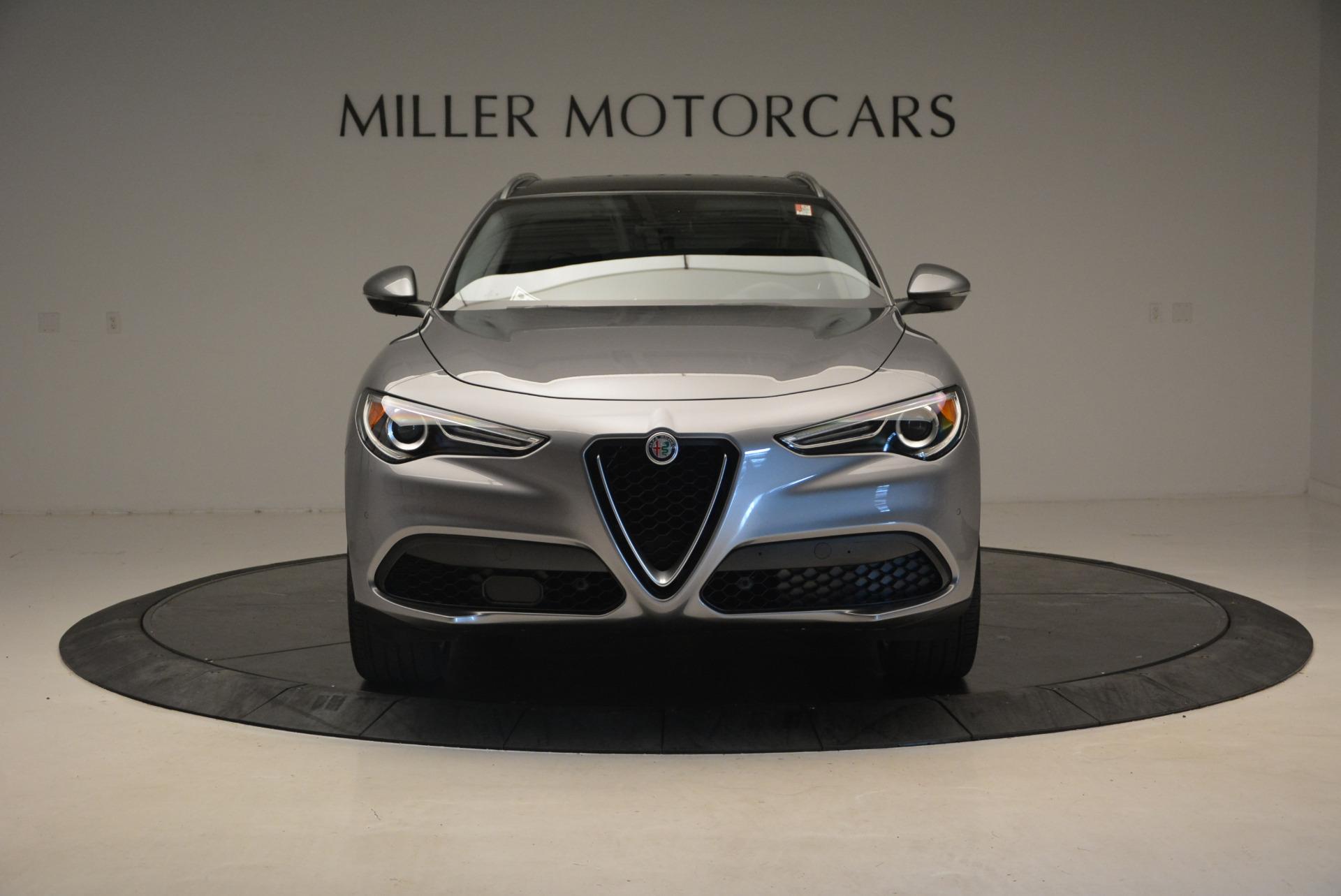 New 2018 Alfa Romeo Stelvio Q4 For Sale In Greenwich, CT 1523_p12