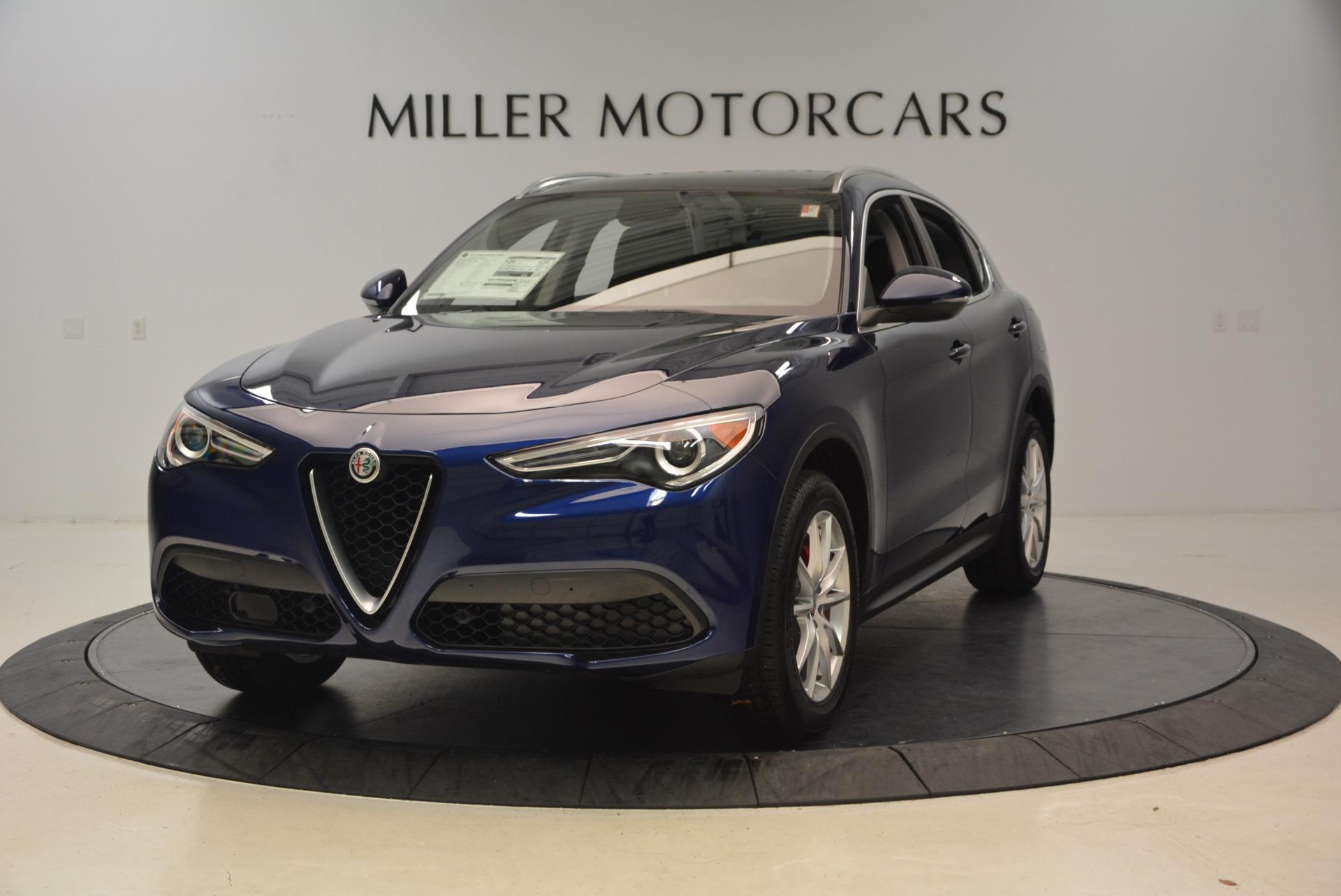 New 2018 Alfa Romeo Stelvio Ti Q4 For Sale In Greenwich, CT 1526_main