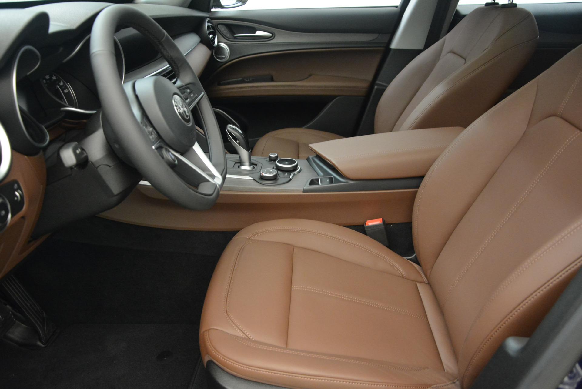 New 2018 Alfa Romeo Stelvio Ti Q4 For Sale In Greenwich, CT 1526_p14