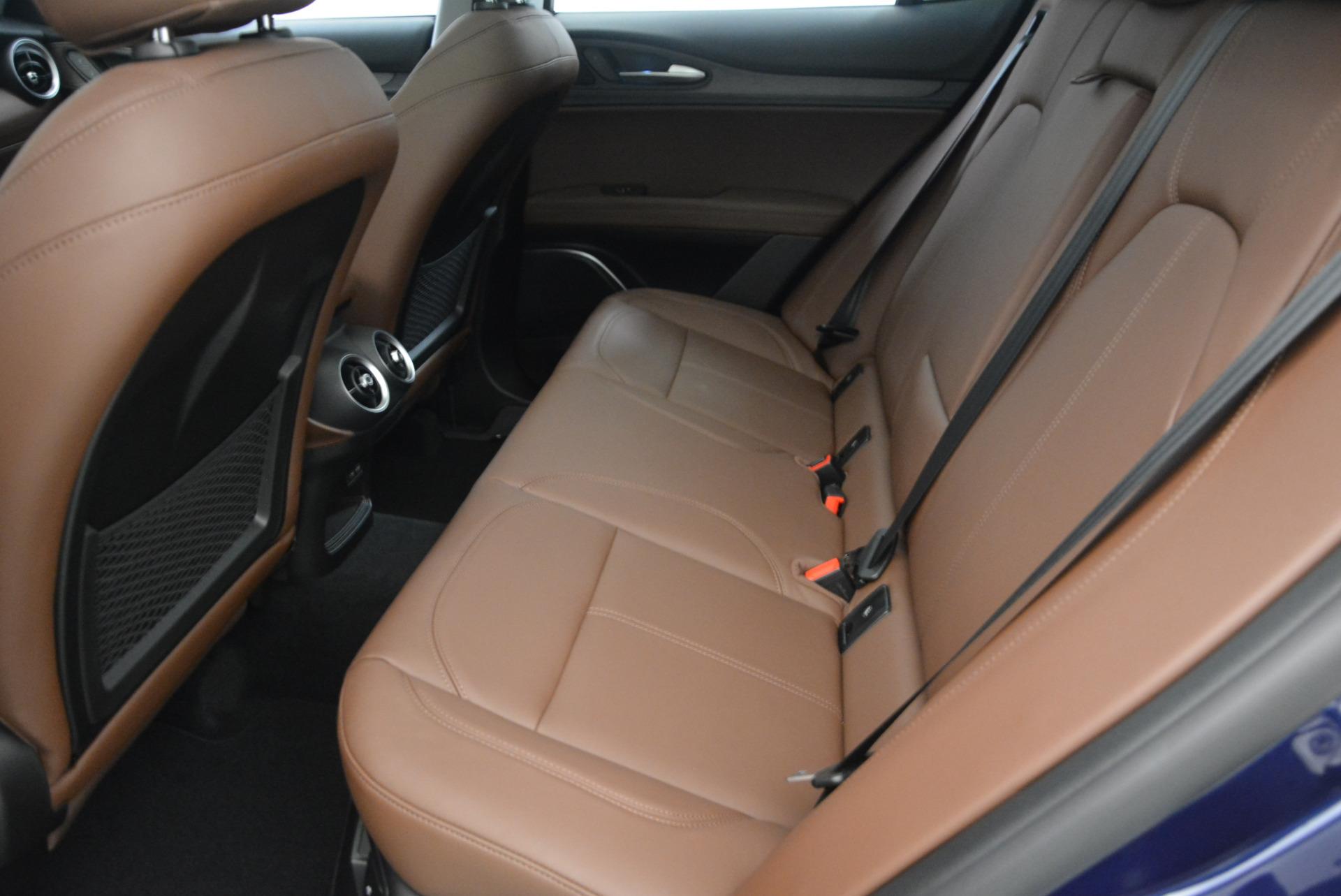 New 2018 Alfa Romeo Stelvio Ti Q4 For Sale In Greenwich, CT 1526_p17