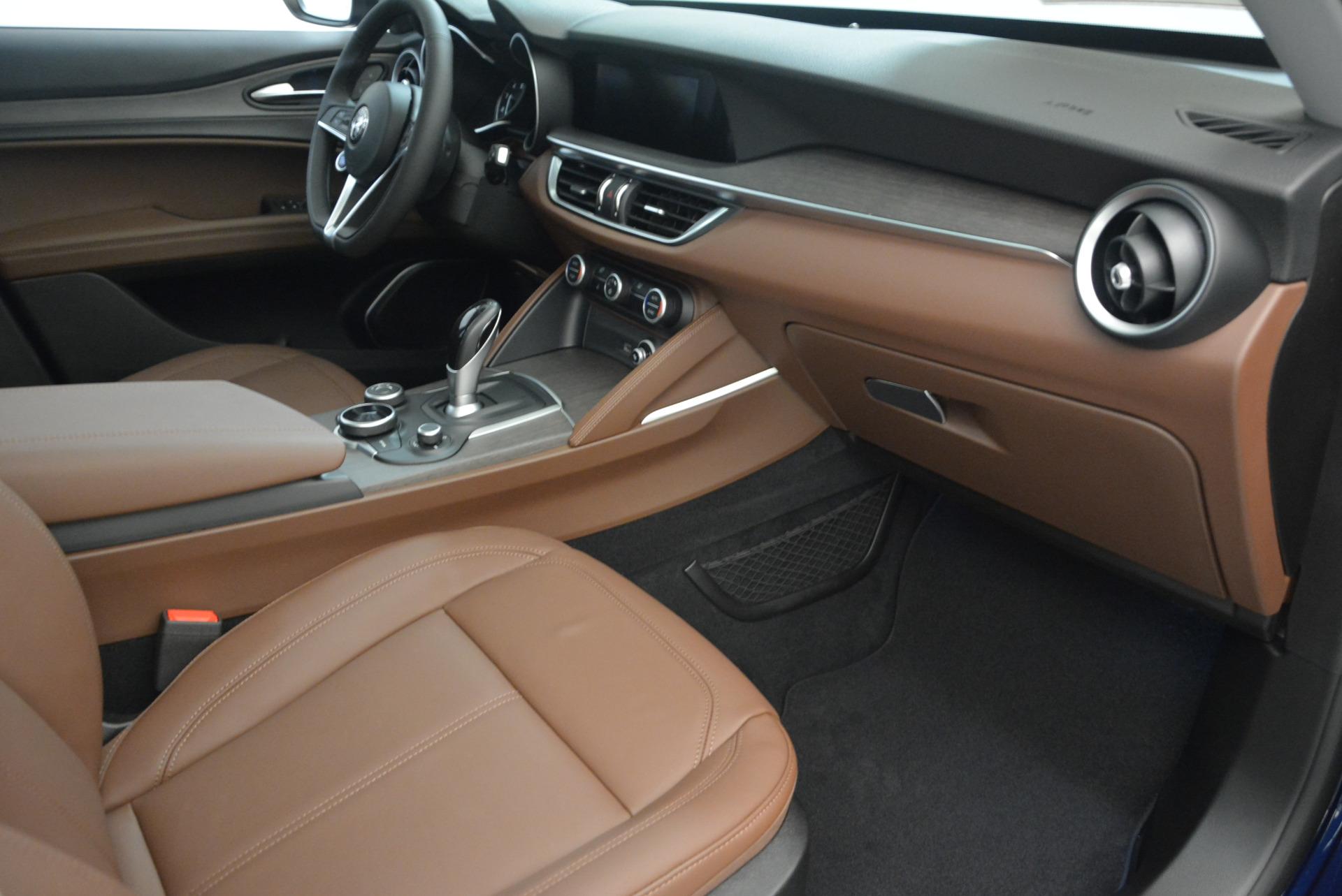 New 2018 Alfa Romeo Stelvio Ti Q4 For Sale In Greenwich, CT 1526_p20