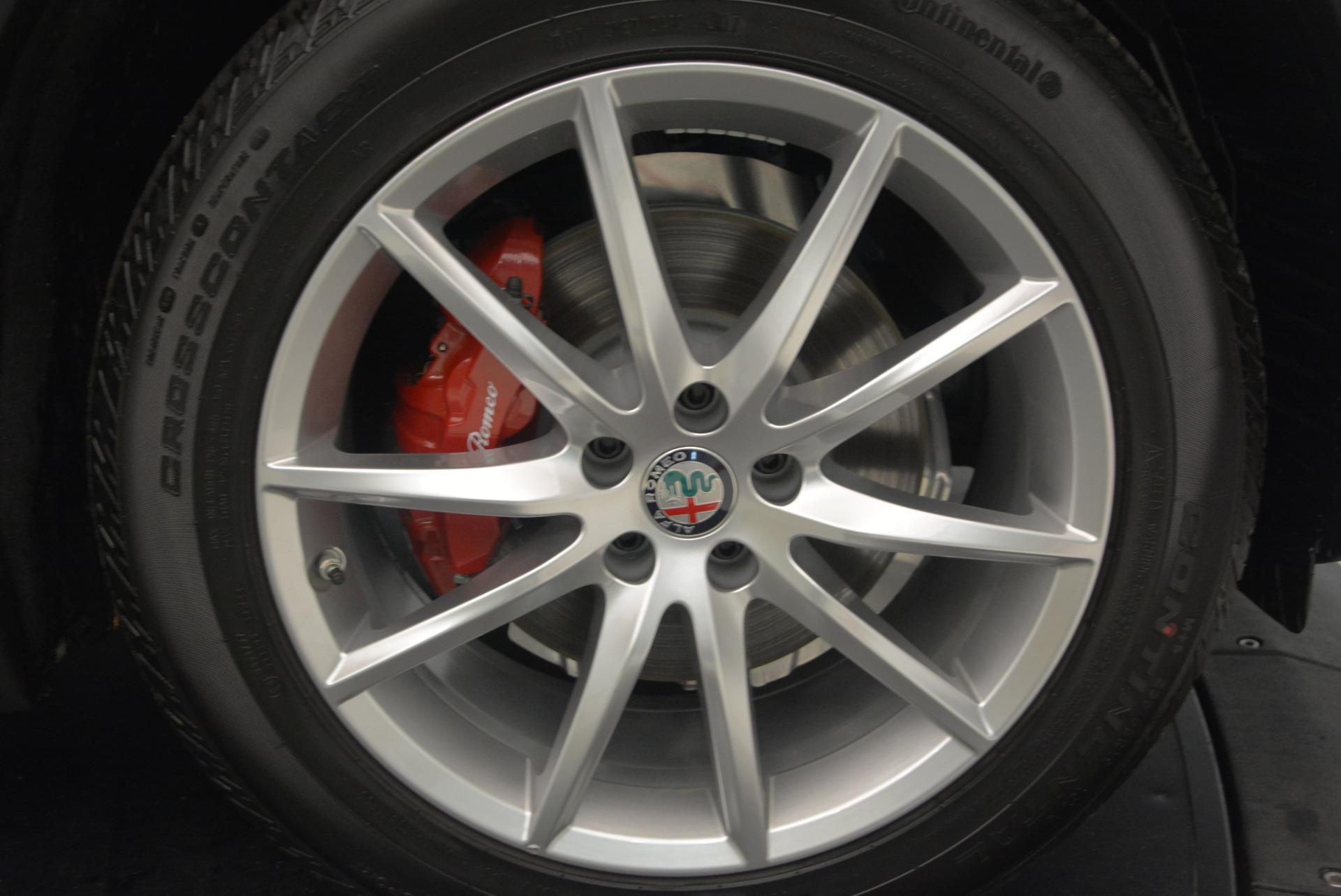 New 2018 Alfa Romeo Stelvio Ti Q4 For Sale In Greenwich, CT 1526_p26