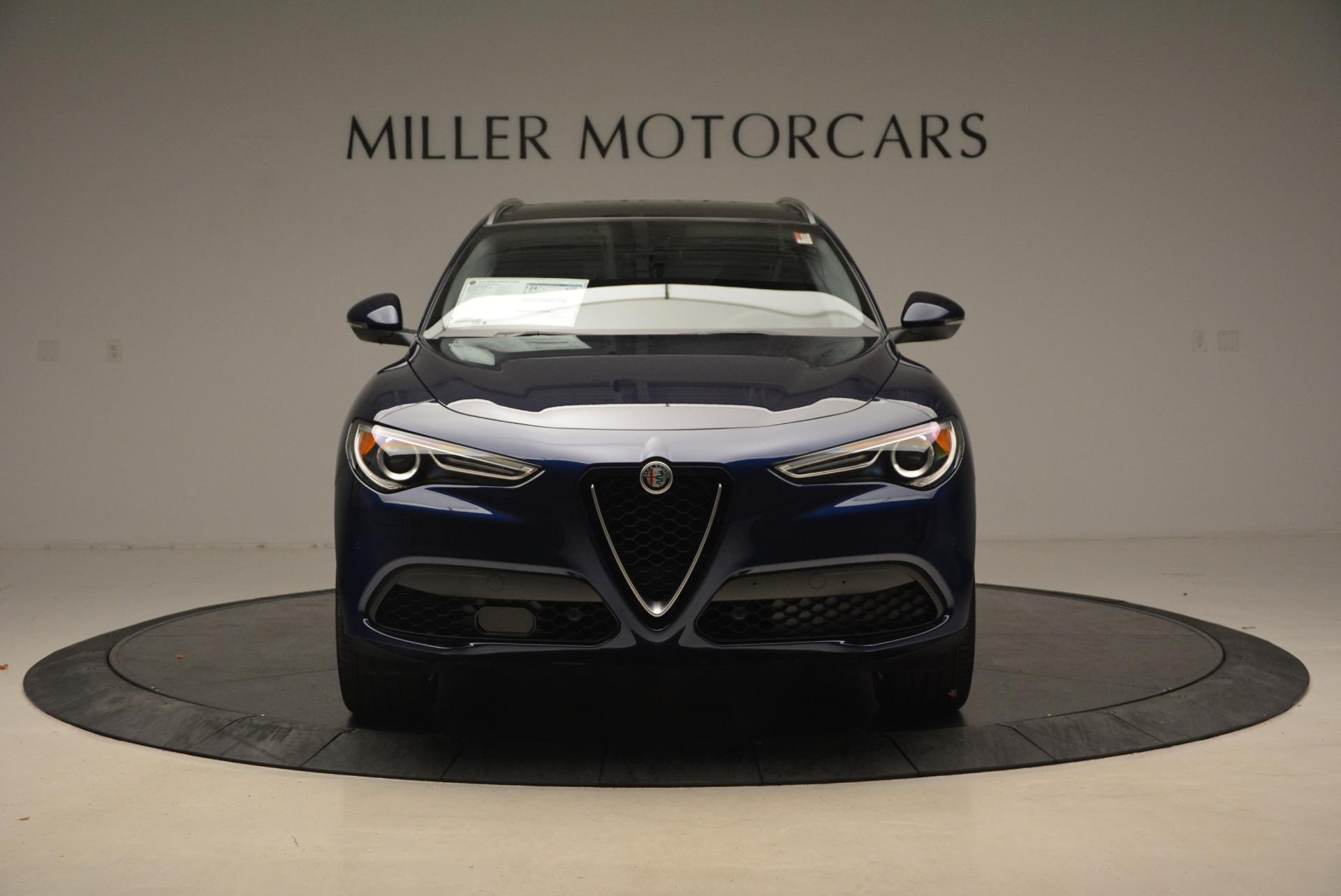 New 2018 Alfa Romeo Stelvio Ti Q4 For Sale In Greenwich, CT 1527_p12