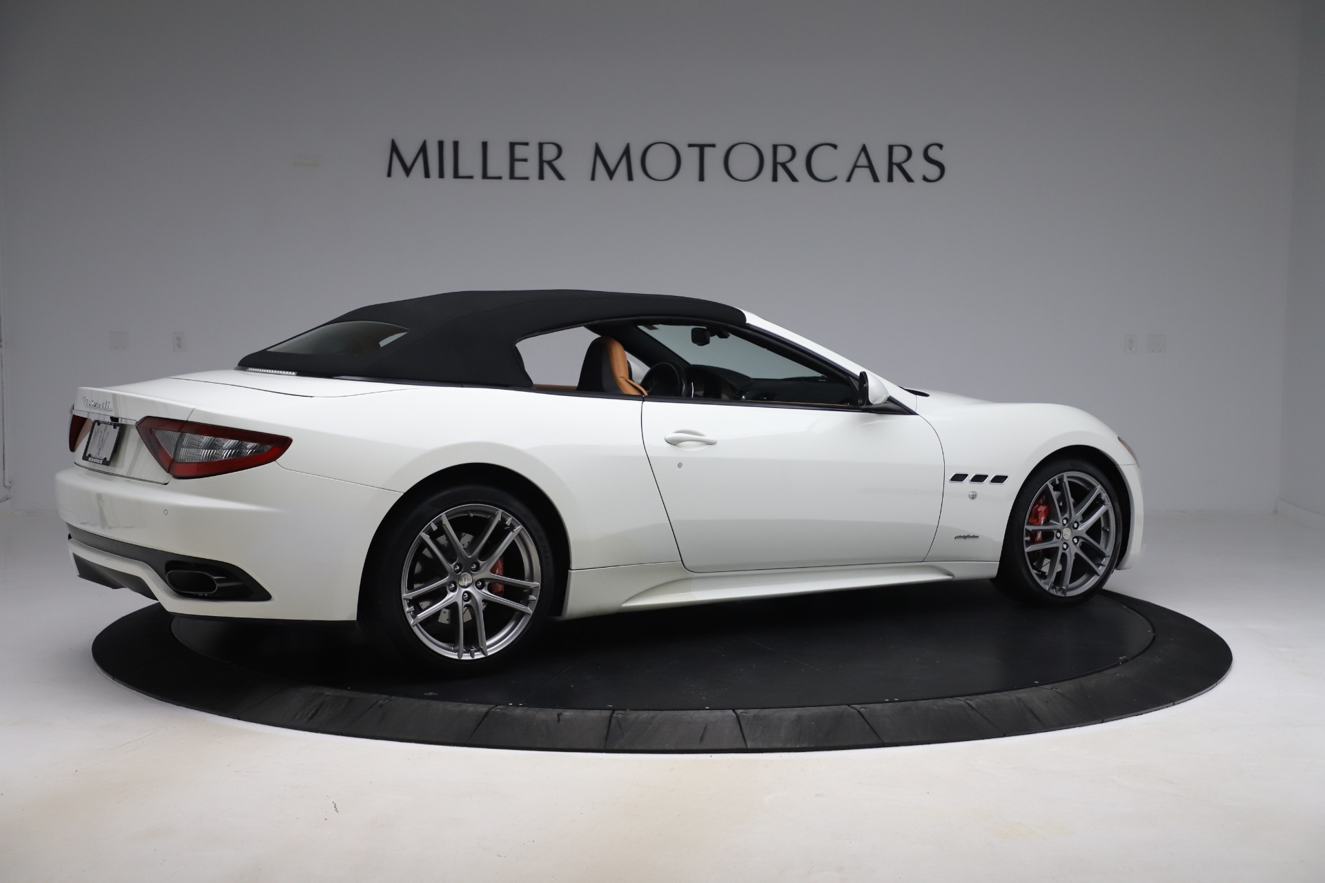 New 2017 Maserati GranTurismo Convertible Sport For Sale In Greenwich, CT 153_p19